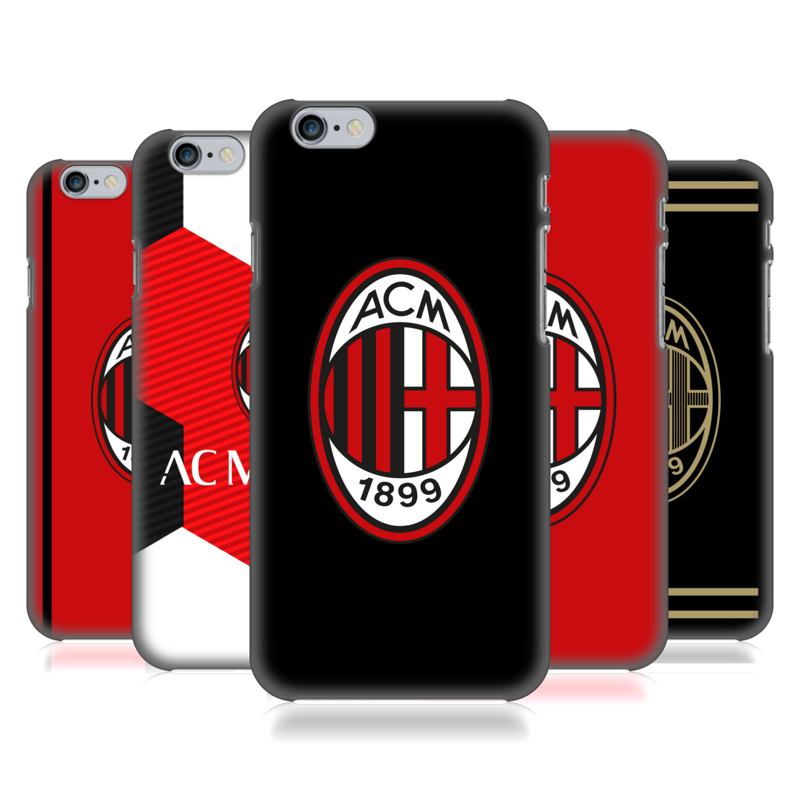 AC Milan Phone and Tablet cases