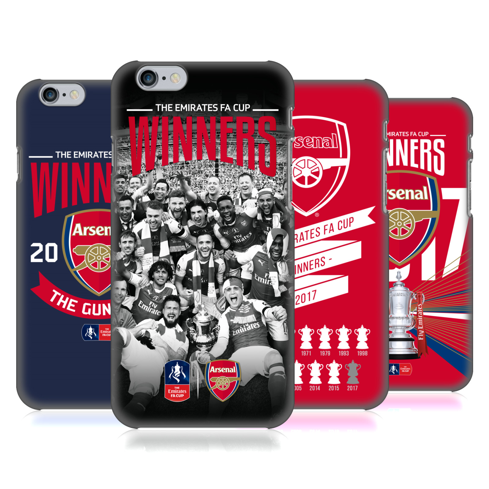 Arsenal FC AFC Phone and Tablet cases