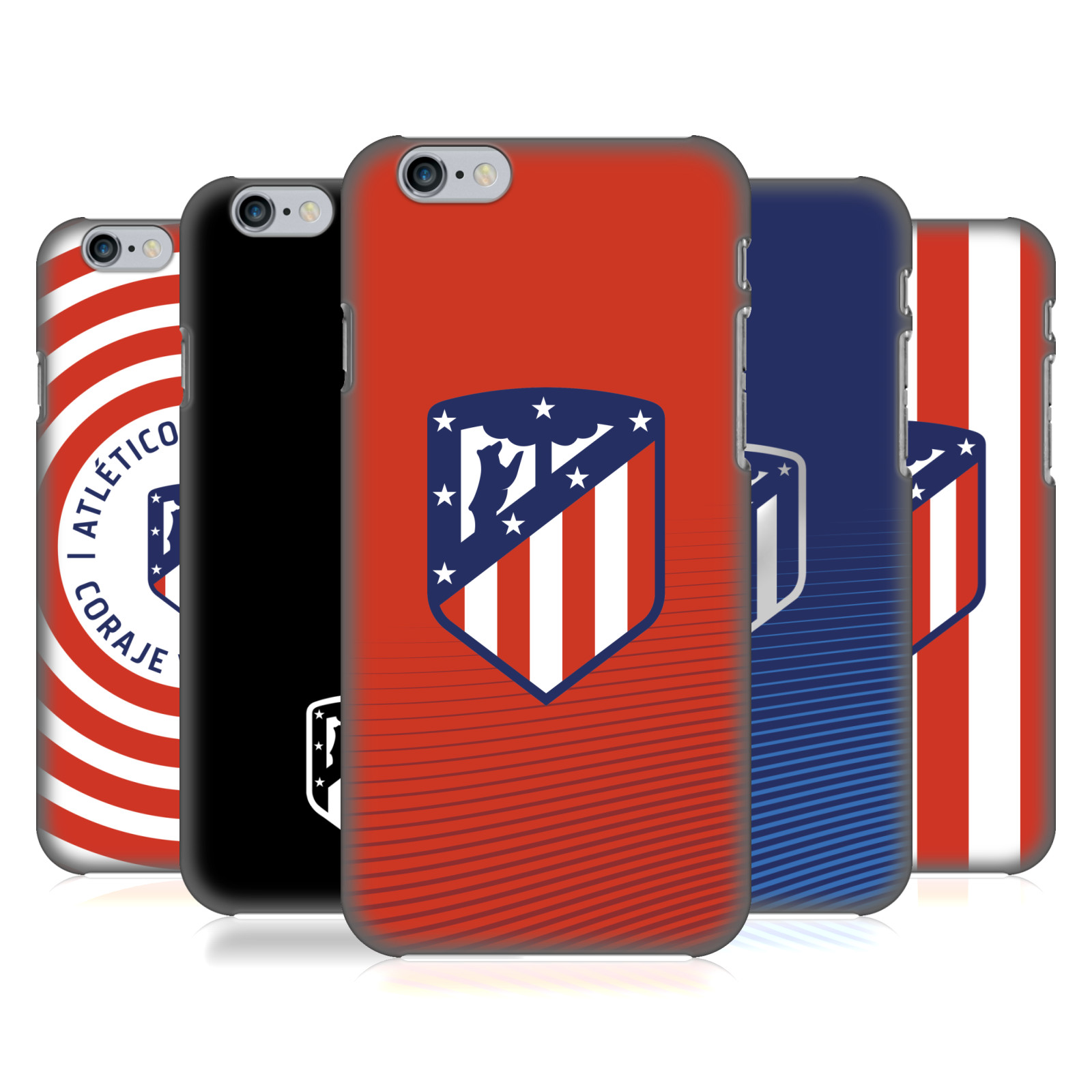 Atletico de Madrid Phone and Tablet cases