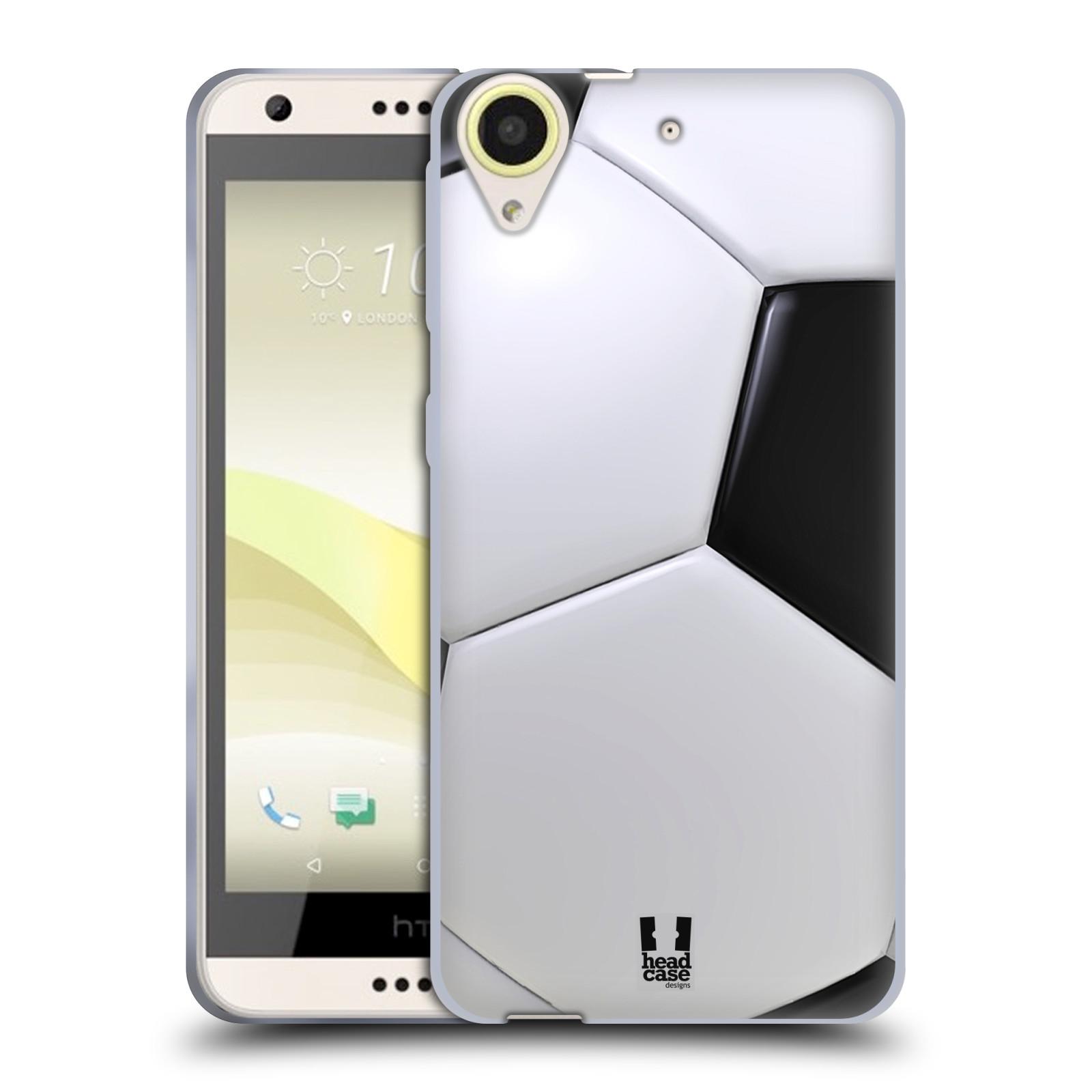 Silikonové pouzdro na mobil HTC Desire 650 HEAD CASE KOPAČÁK (Silikonový kryt či obal na mobilní telefon HTC Desire 650)