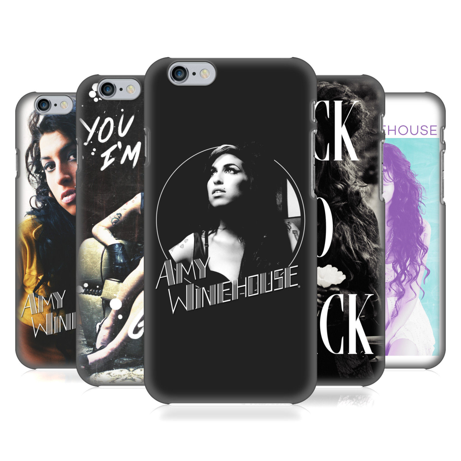 Amy Winehouse Phone and Tablet cases