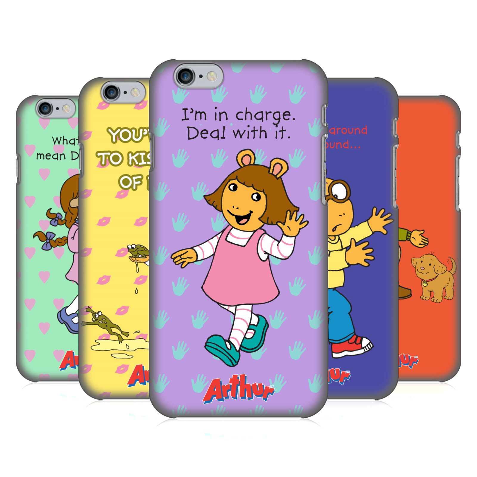 Arthur Phone and Tablet cases