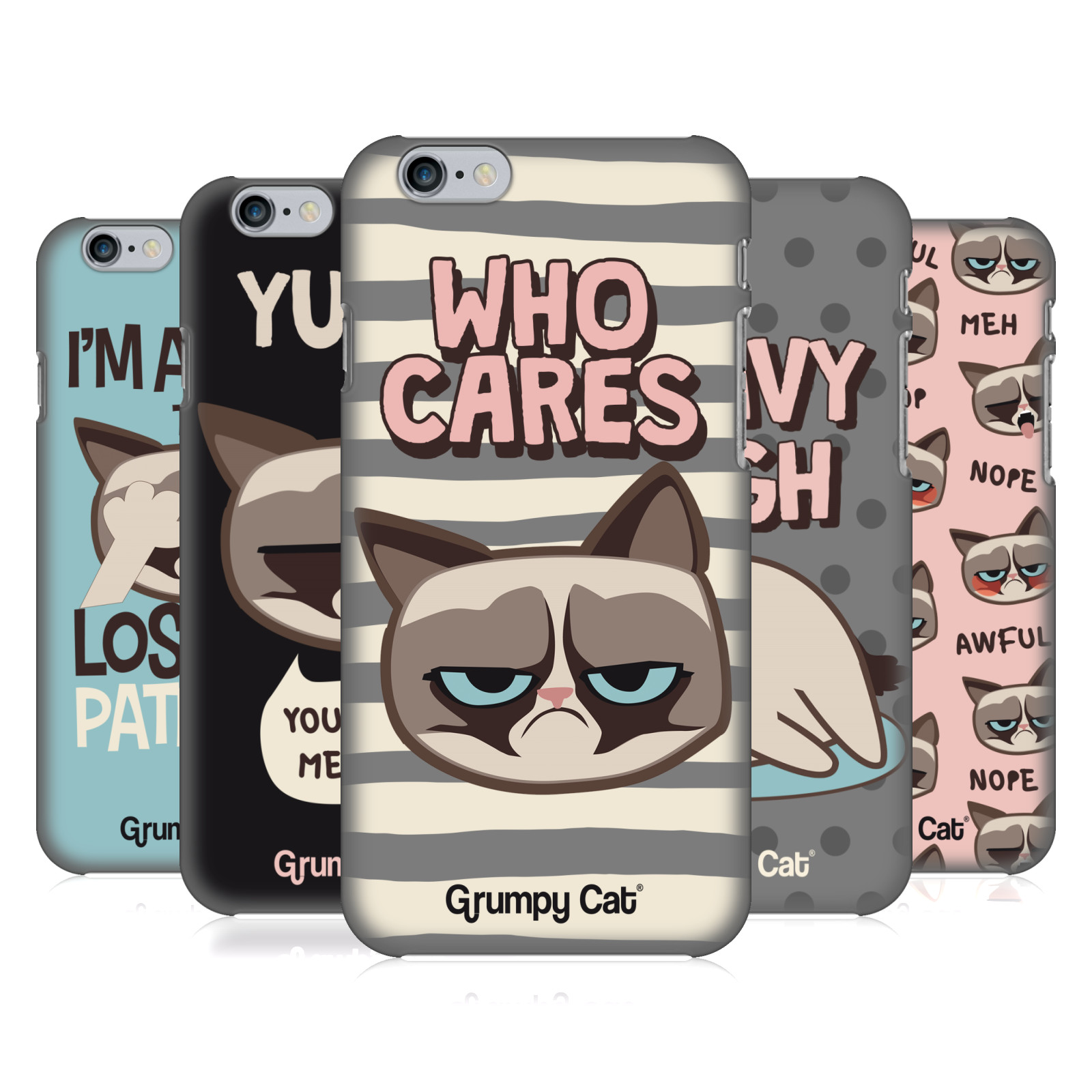 Grumpy Cat Phone and Tablet cases