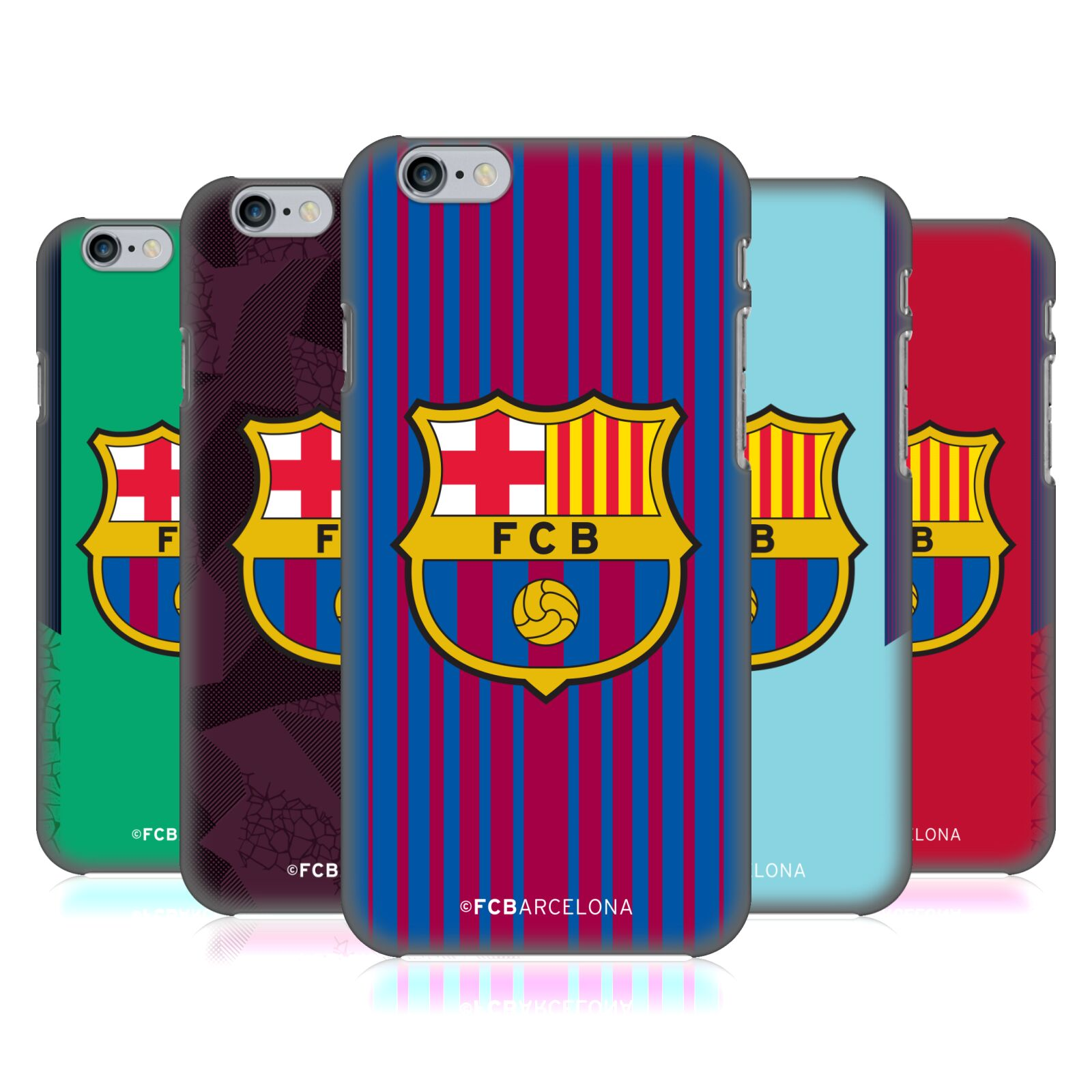 FC Barcelona Phone and Tablet cases