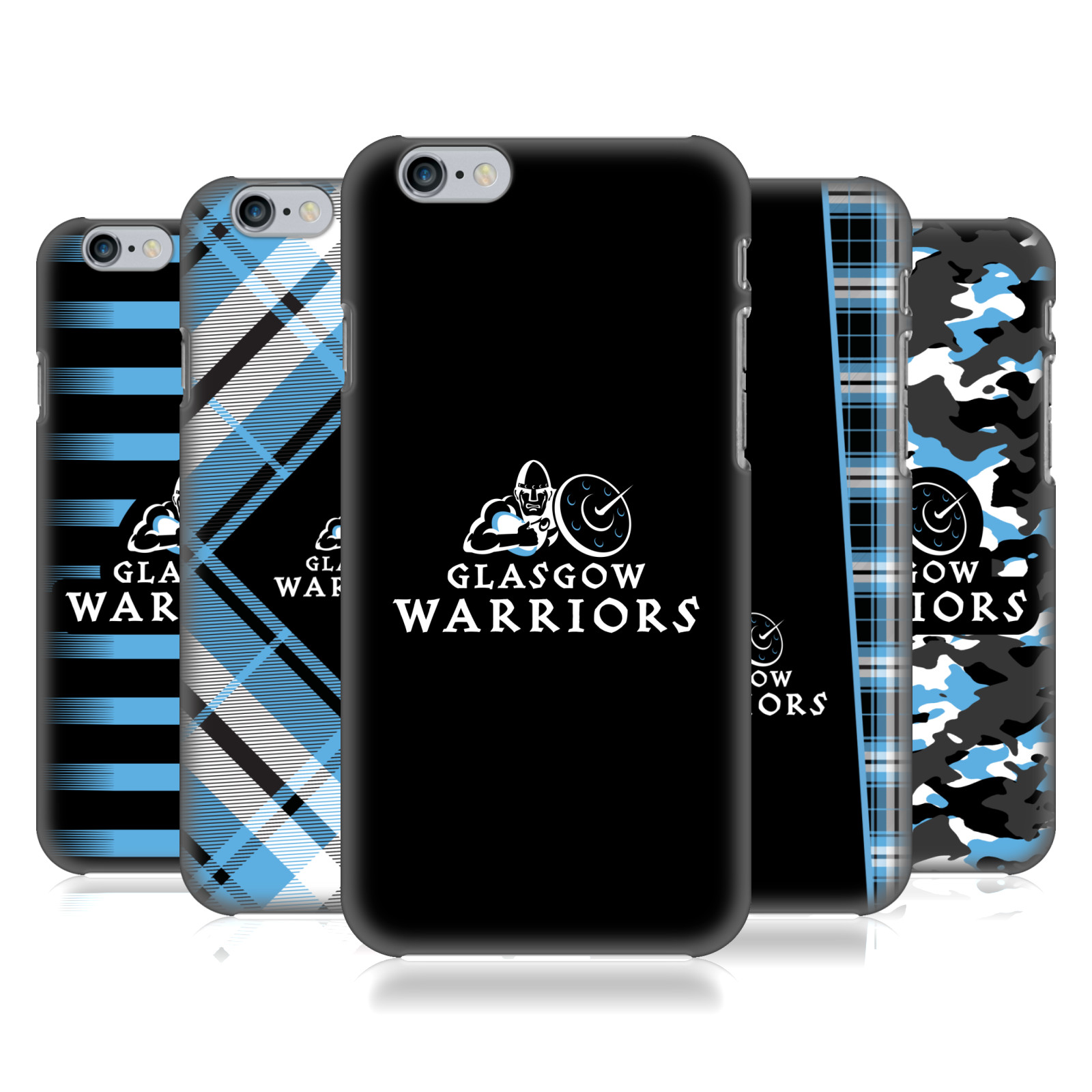 Glasgow Warriors Phone and Tablet cases