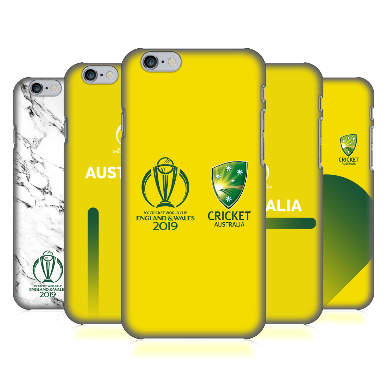 ICC Australia Phone and Tablet cases