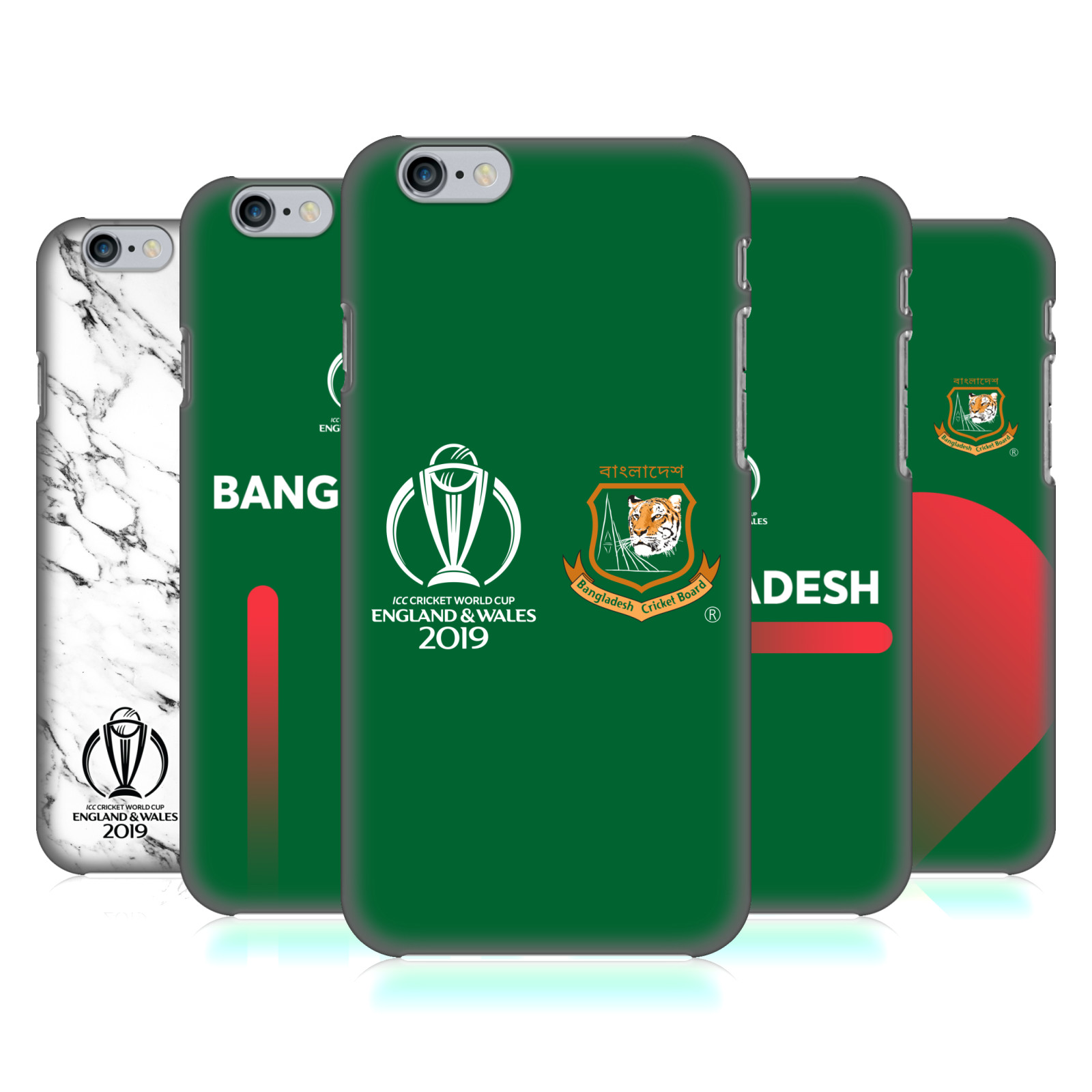 ICC Bangladesh Phone and Tablet cases