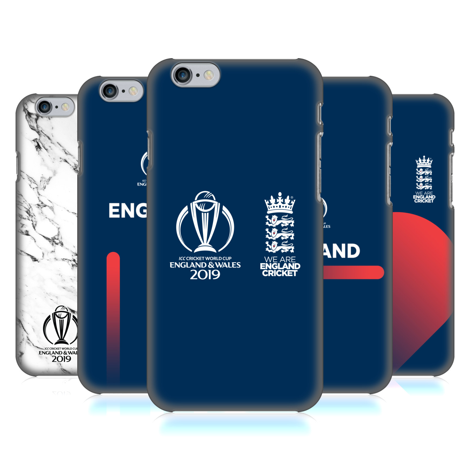 ICC England Phone and Tablet cases