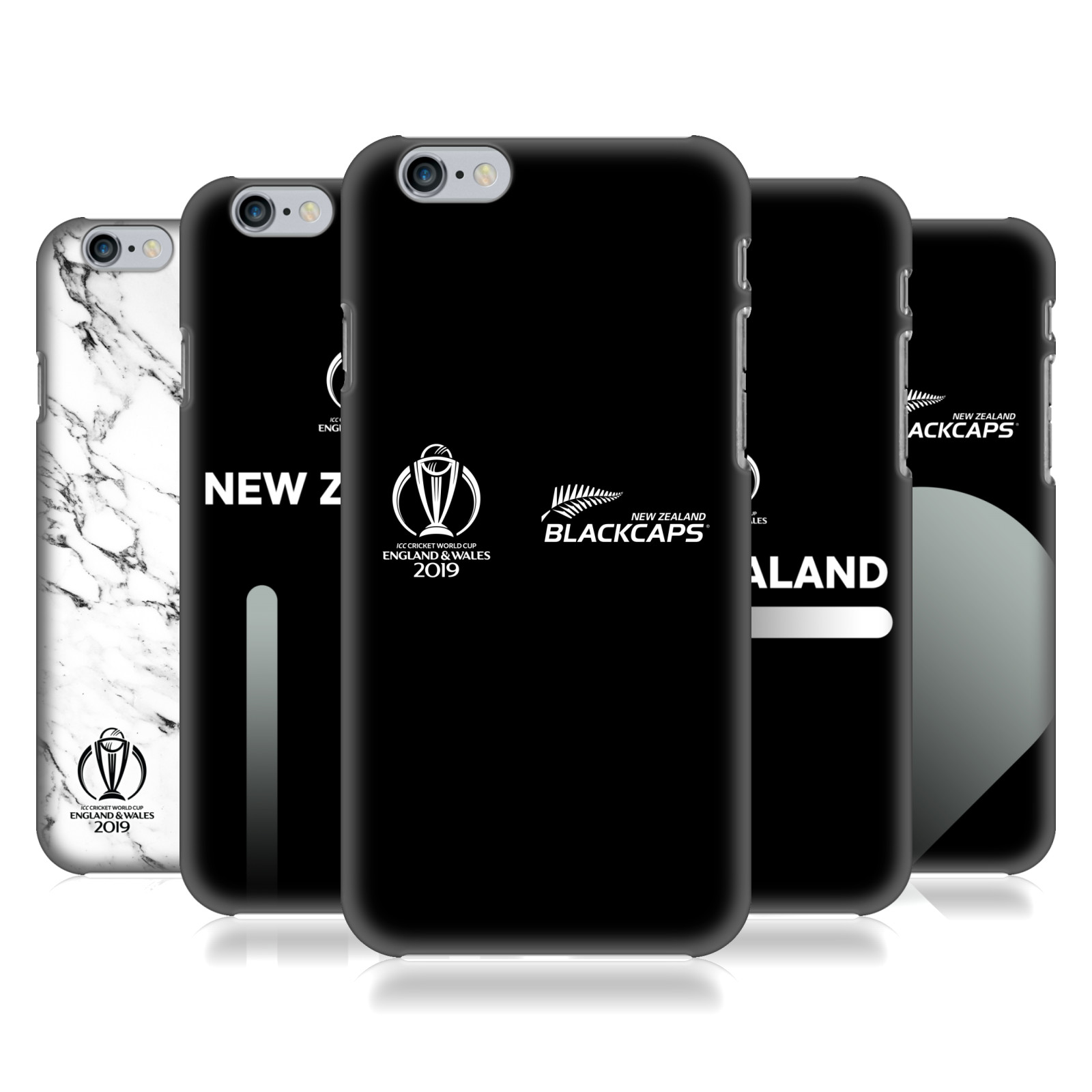ICC New Zealand Phone and Tablet cases