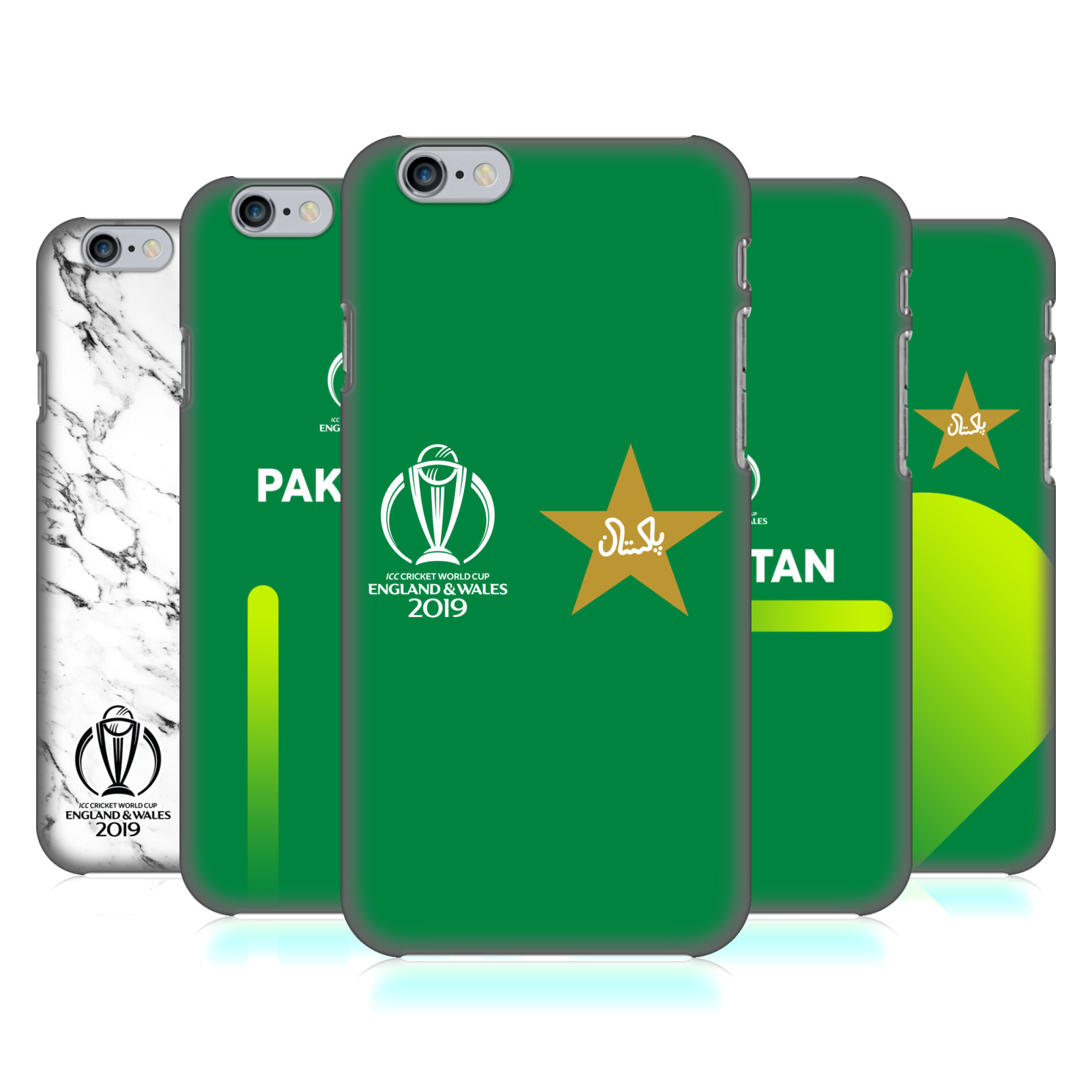 ICC Pakistan Phone and Tablet cases