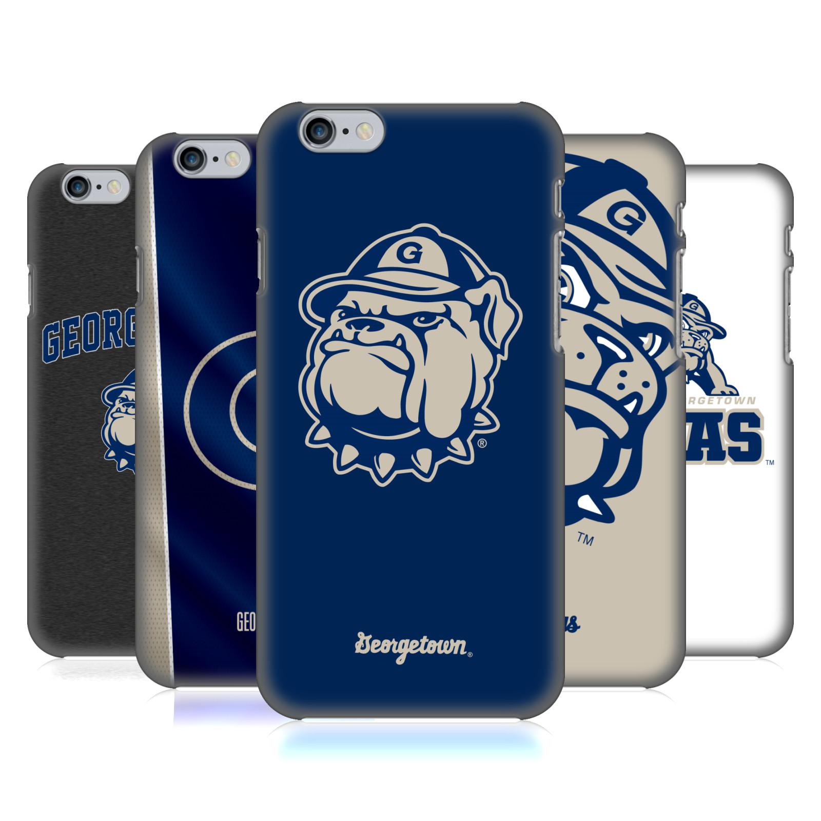 Georgetown University Phone and Tablet cases