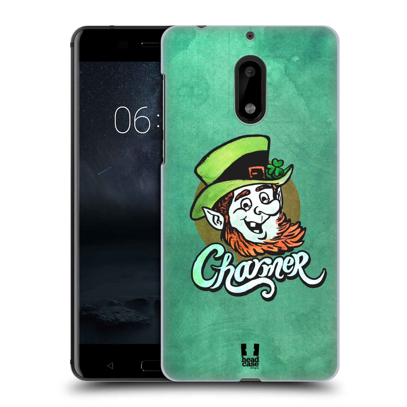 Plastové pouzdro na mobil Nokia 6 - Head Case CHARMER (Plastový kryt či obal na mobilní telefon Nokia 6 (Dual SIM))