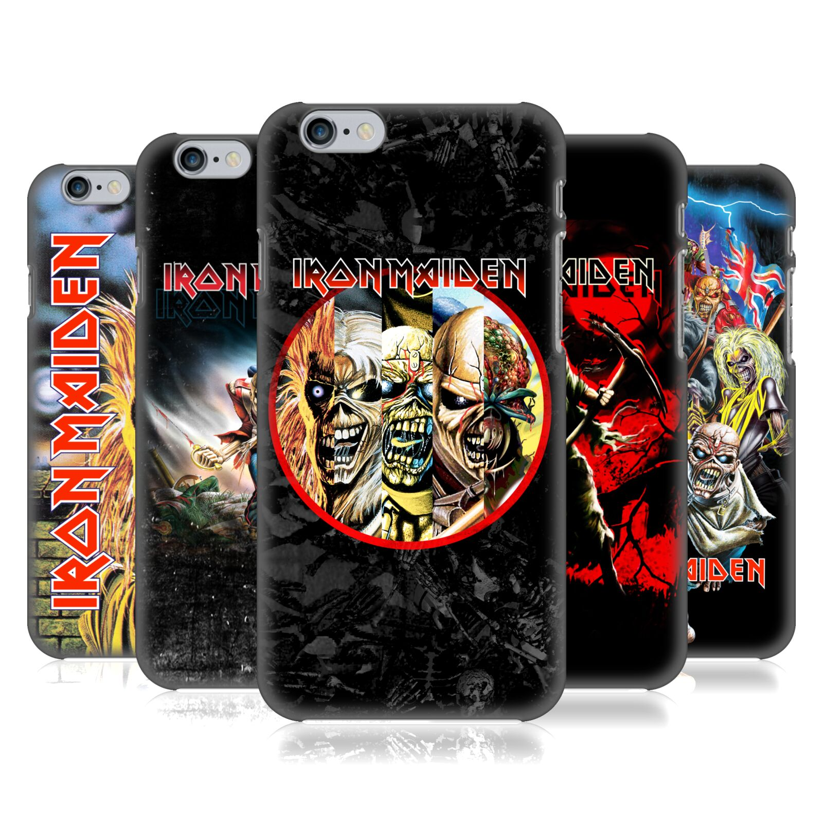 Iron Maiden Phone and Tablet cases