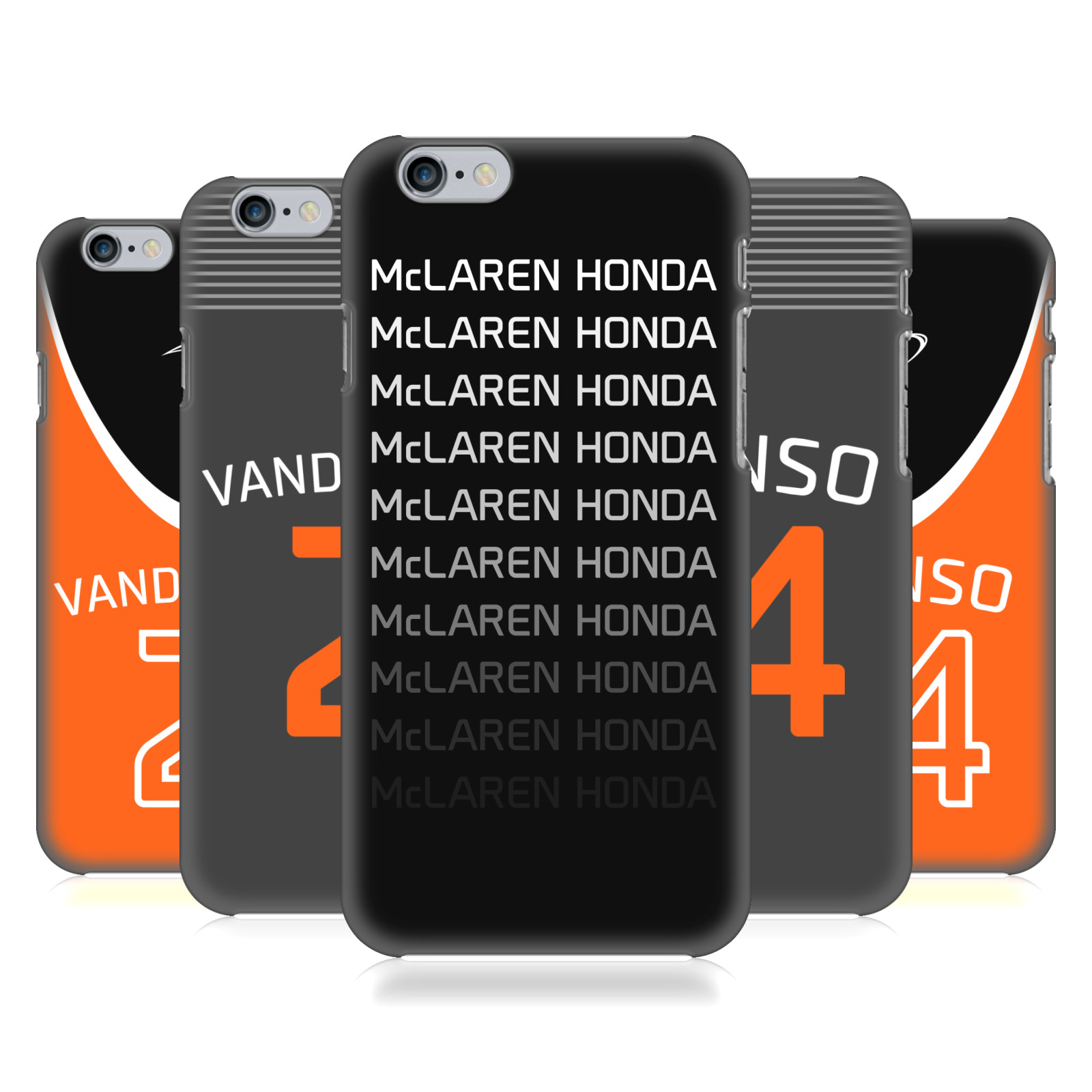 McLaren Honda Phone and Tablet cases