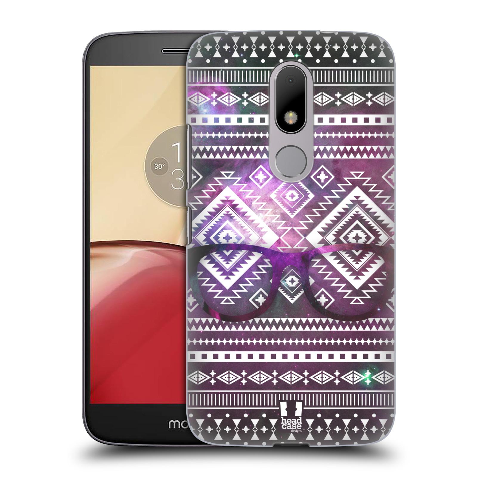 Plastové pouzdro na mobil Lenovo Moto M HEAD CASE NEBULA BRÝLE (Plastový kryt či obal na mobilní telefon Lenovo (Motorola) Moto M / Moto M Dual SIM)