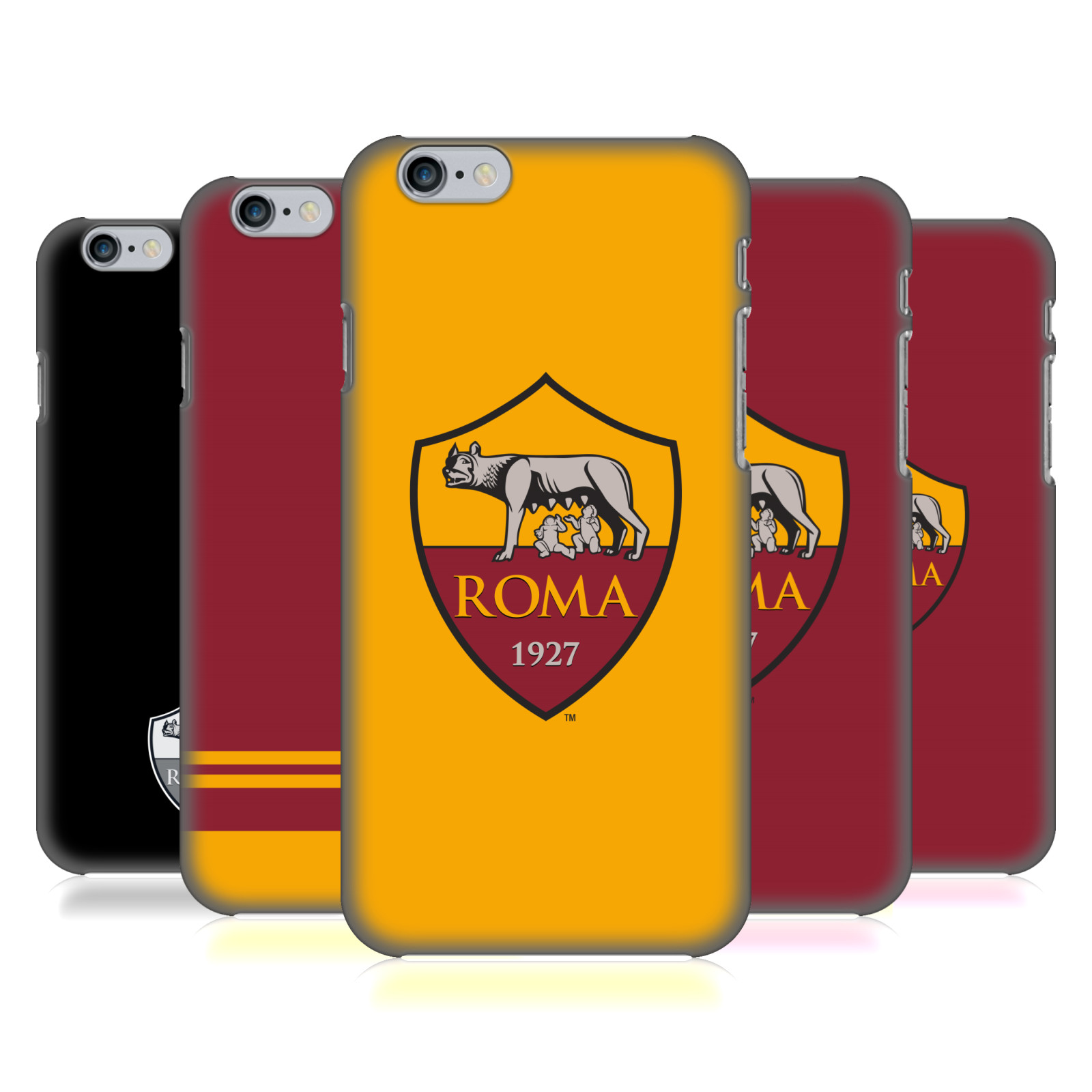 AS Roma Phone and Tablet cases