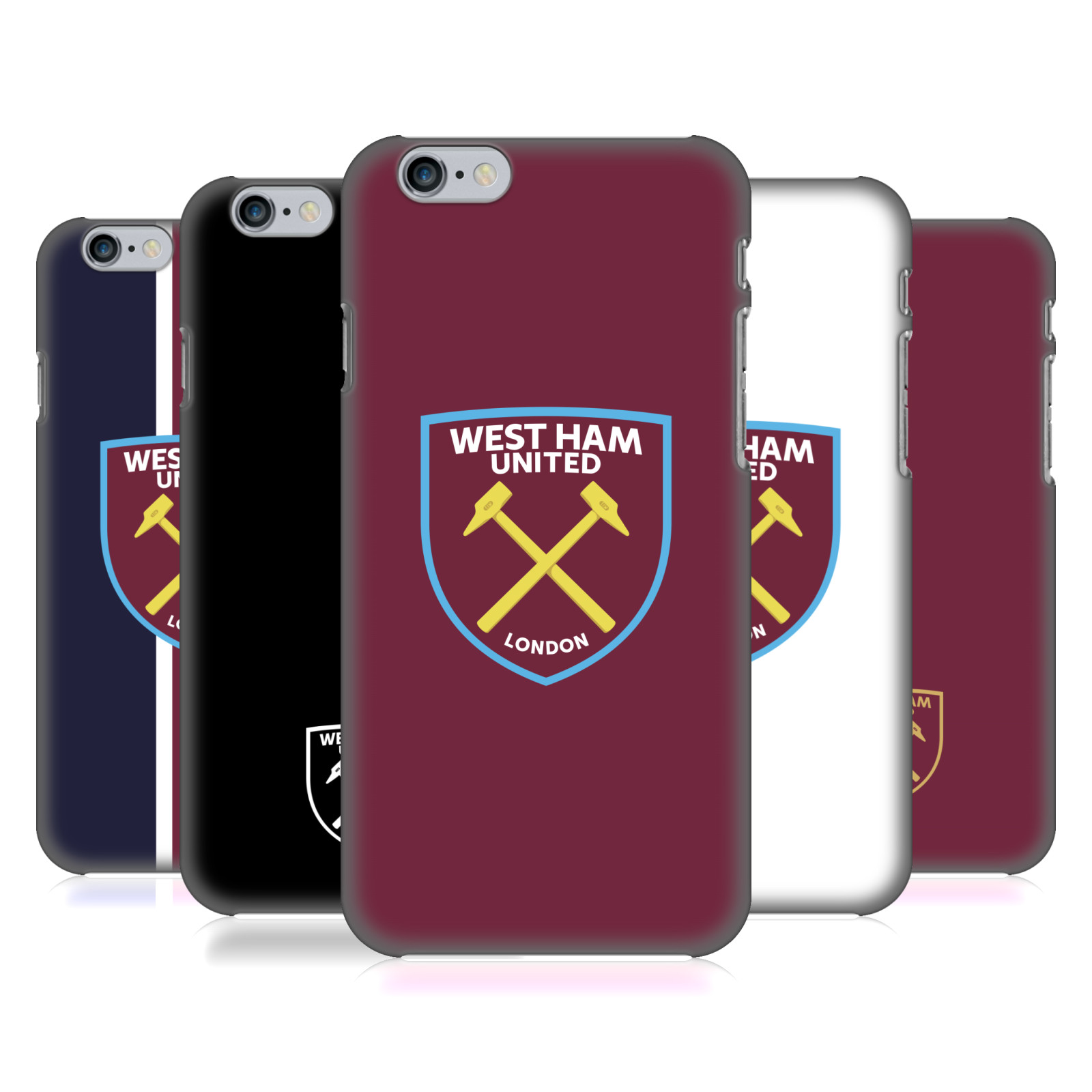 West Ham United FC Phone and Tablet cases