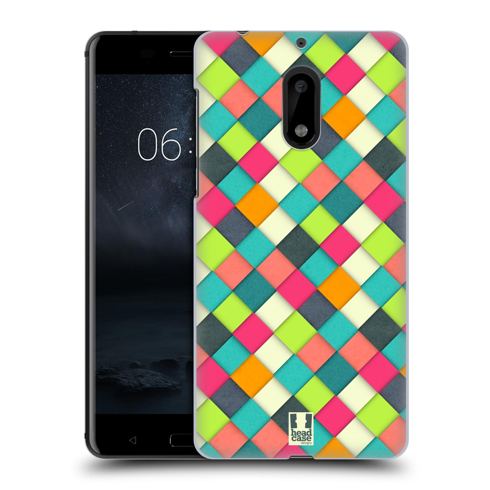 Plastové pouzdro na mobil Nokia 6 - Head Case WOVEN (Plastový kryt či obal na mobilní telefon Nokia 6 (Dual SIM))