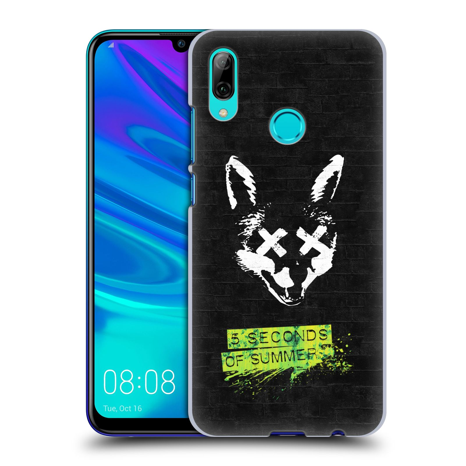 Plastové pouzdro na mobil Huawei P Smart (2019) - Head Case - 5 Seconds of Summer - Fox