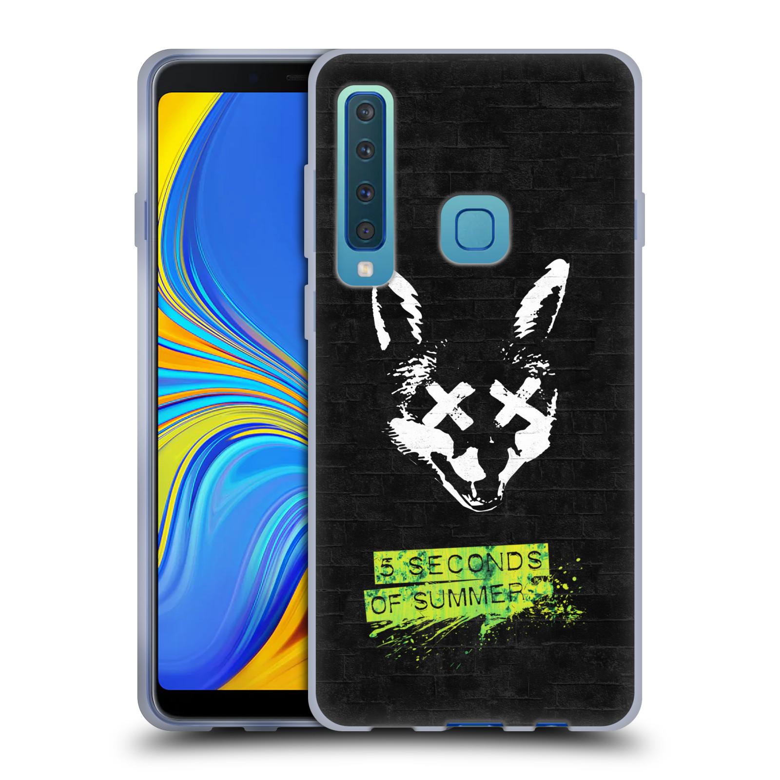 Silikonové pouzdro na mobil Samsung Galaxy A9 (2018) - Head Case - 5 Seconds of Summer - Fox