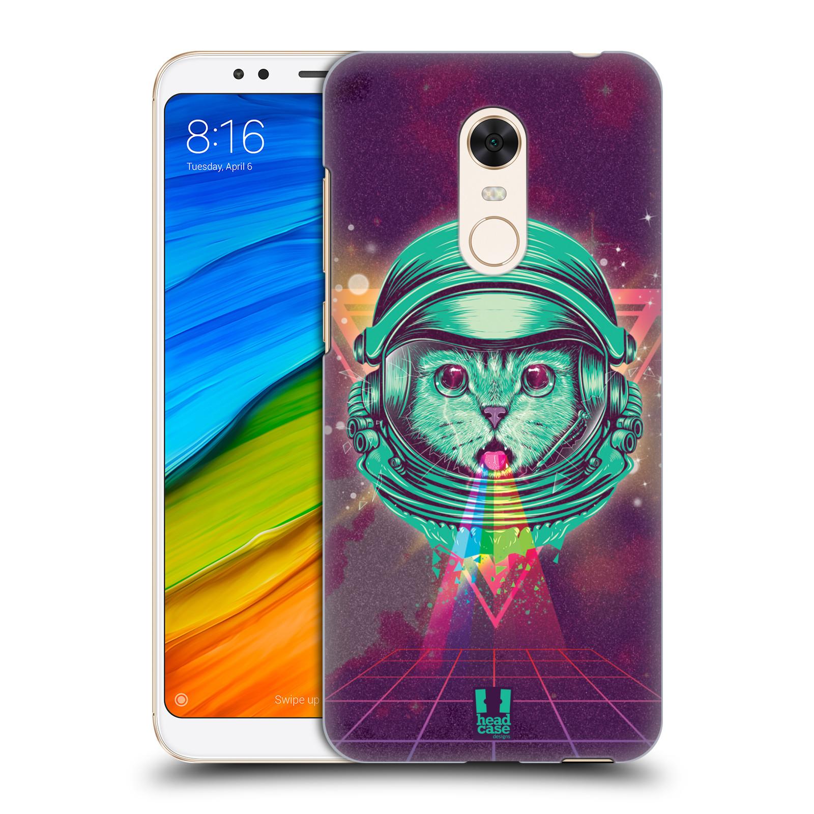 Plastové pouzdro na mobil Xiaomi Redmi 5 Plus - Head Case - Kóča ve skafandru