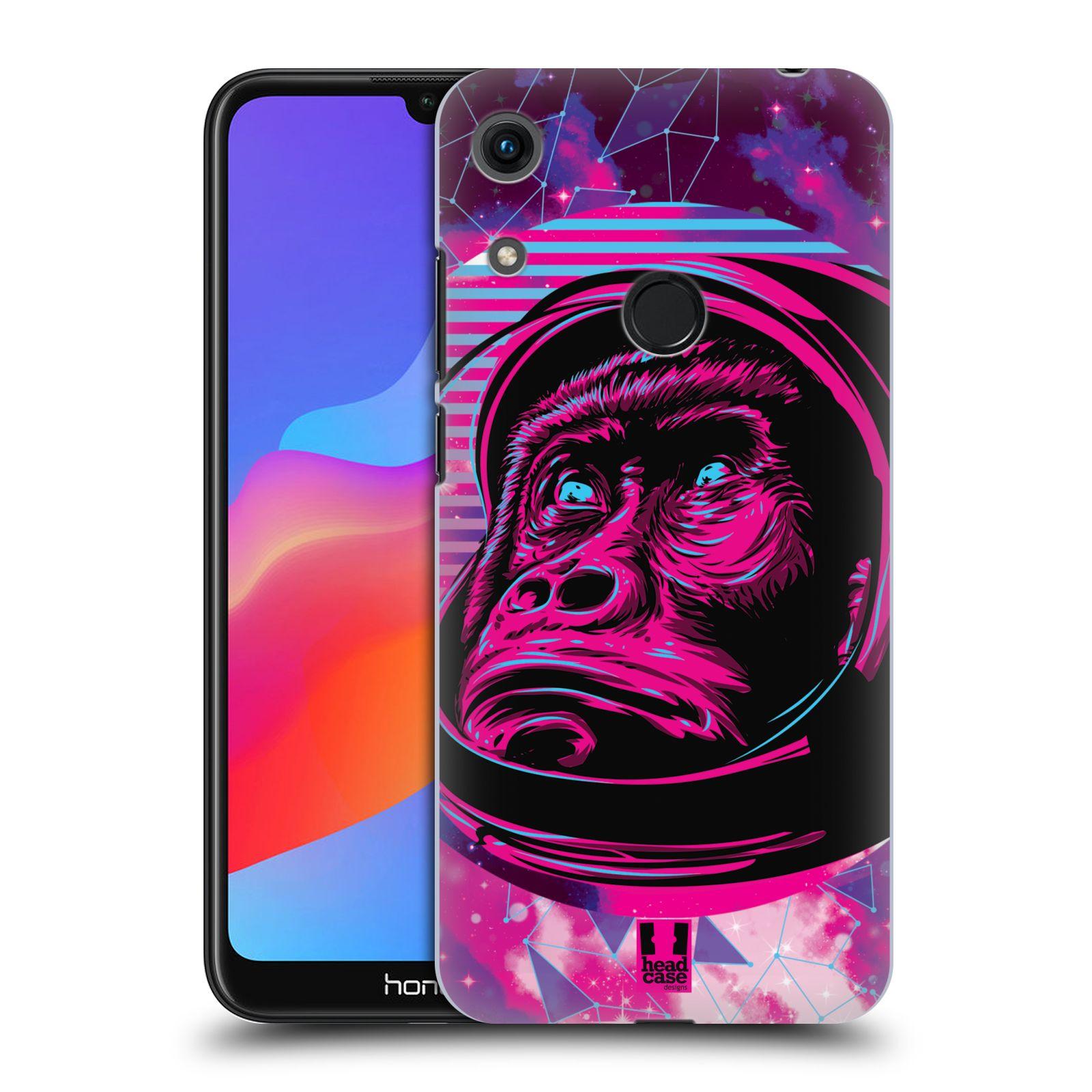 Plastové pouzdro na mobil Honor 8A - Head Case - Gorila ve skafandru