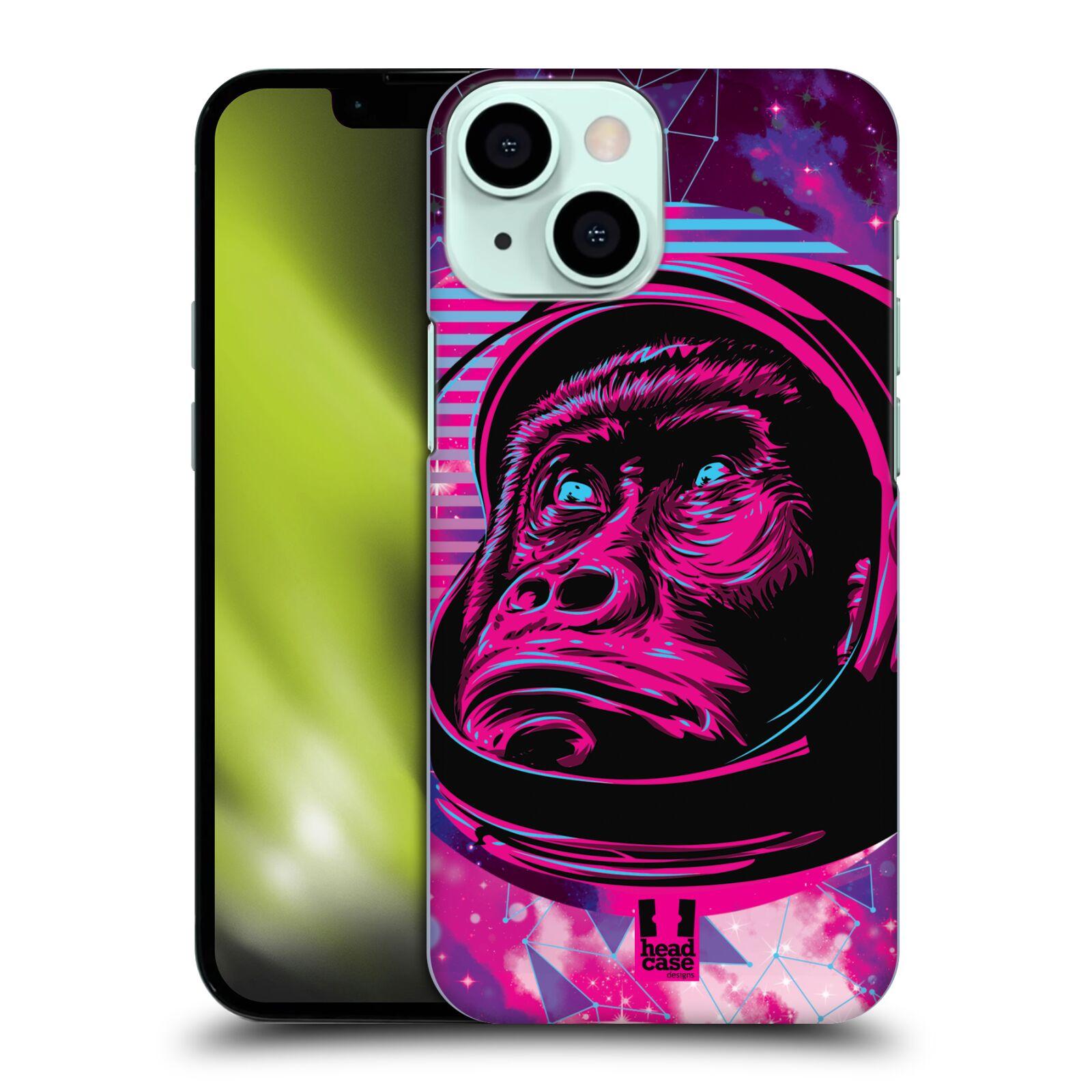 Plastové pouzdro na mobil Apple iPhone 13 Mini - Head Case - Gorila ve skafandru