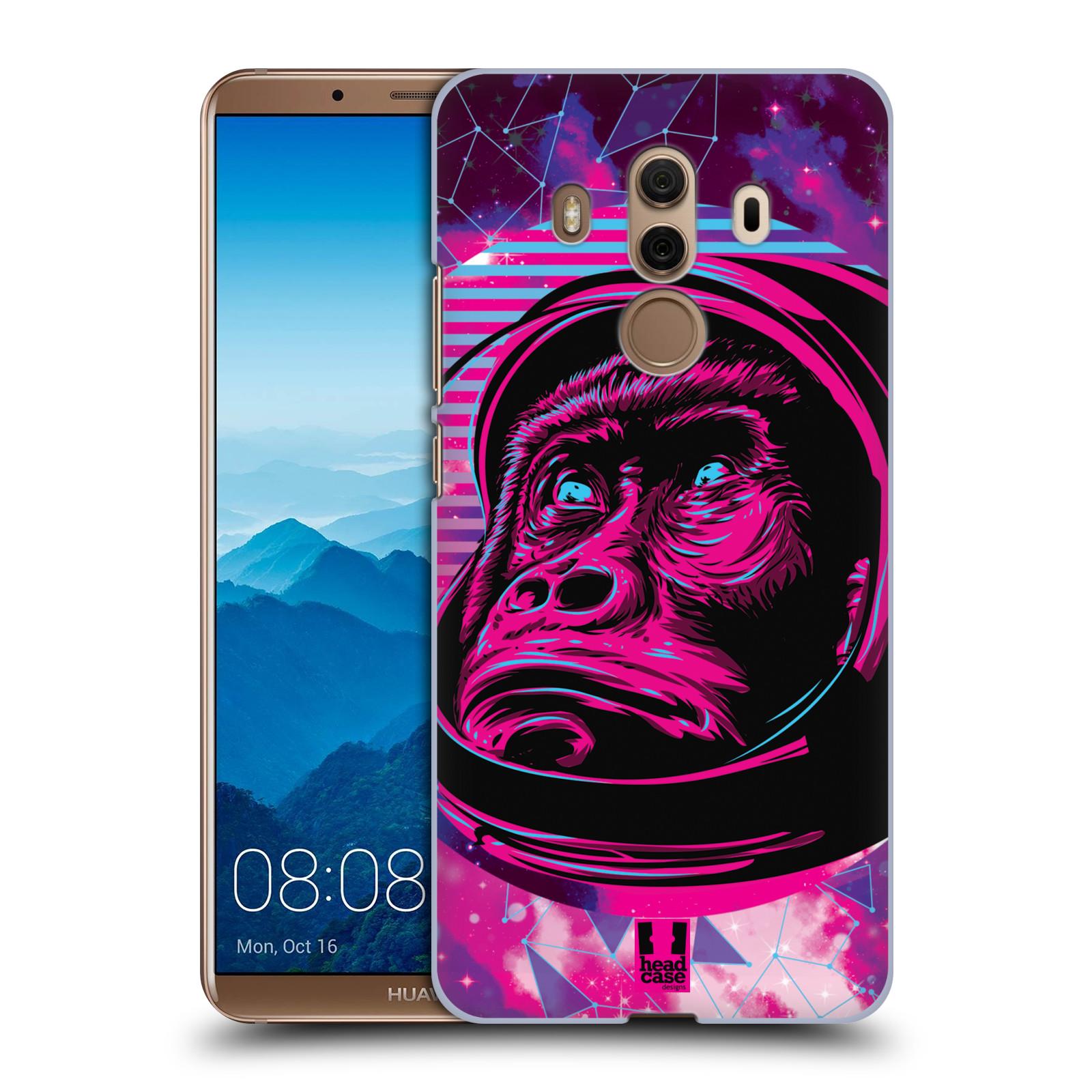 Plastové pouzdro na mobil Huawei Mate 10 Pro - Head Case - Gorila ve skafandru