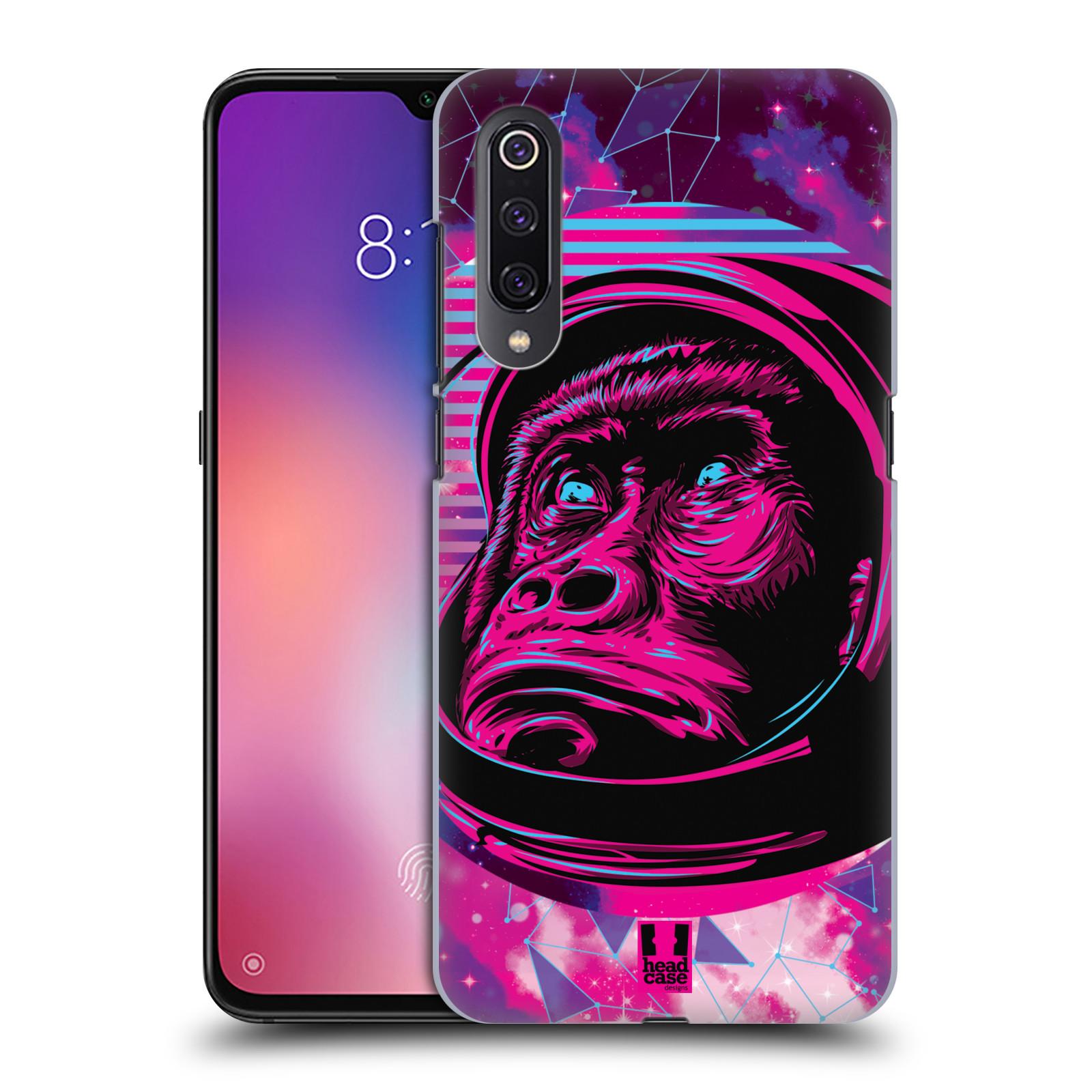 Plastové pouzdro na mobil Xiaomi Mi 9 - Head Case - Gorila ve skafandru