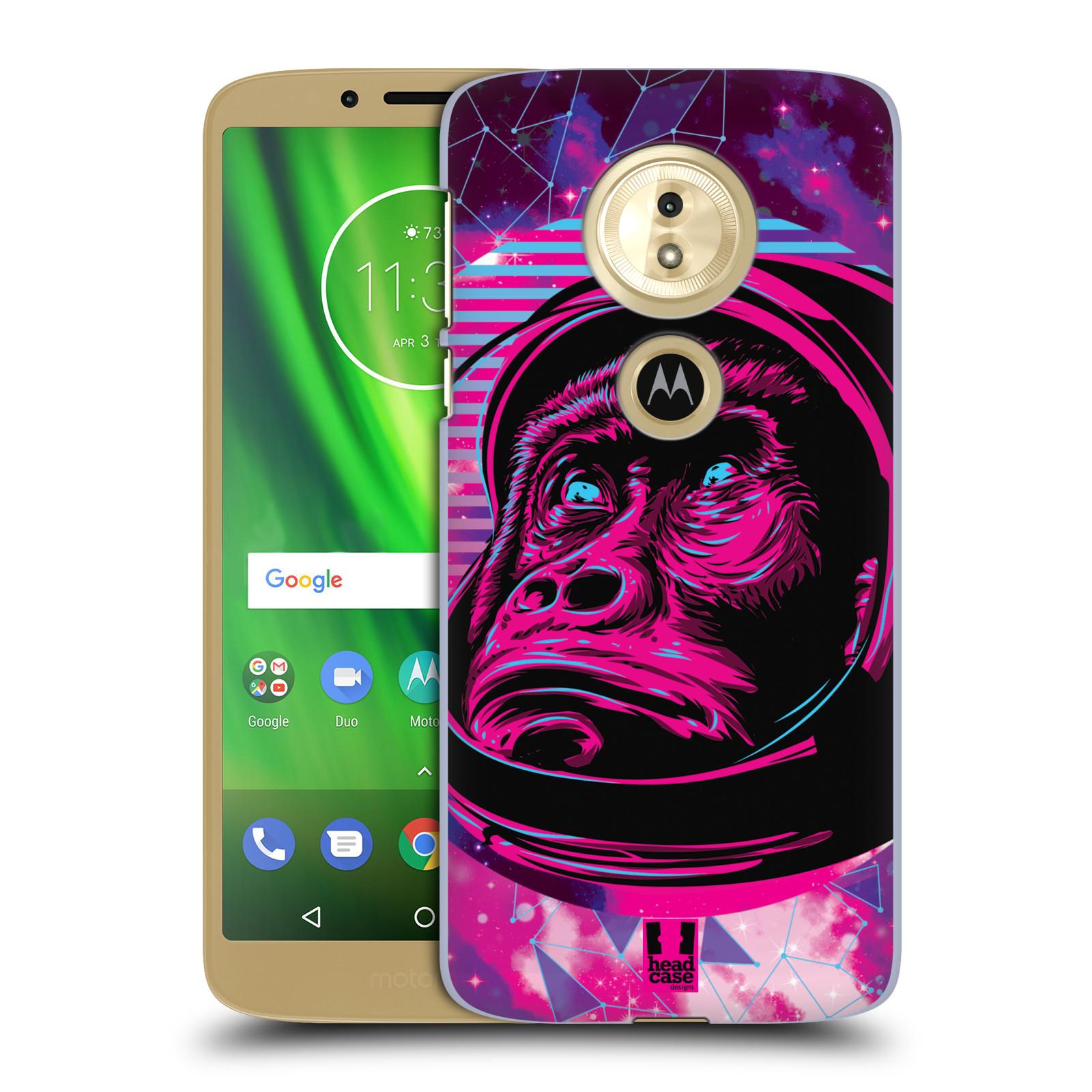 Plastové pouzdro na mobil Motorola Moto G6 Play - Head Case - Gorila ve skafandru