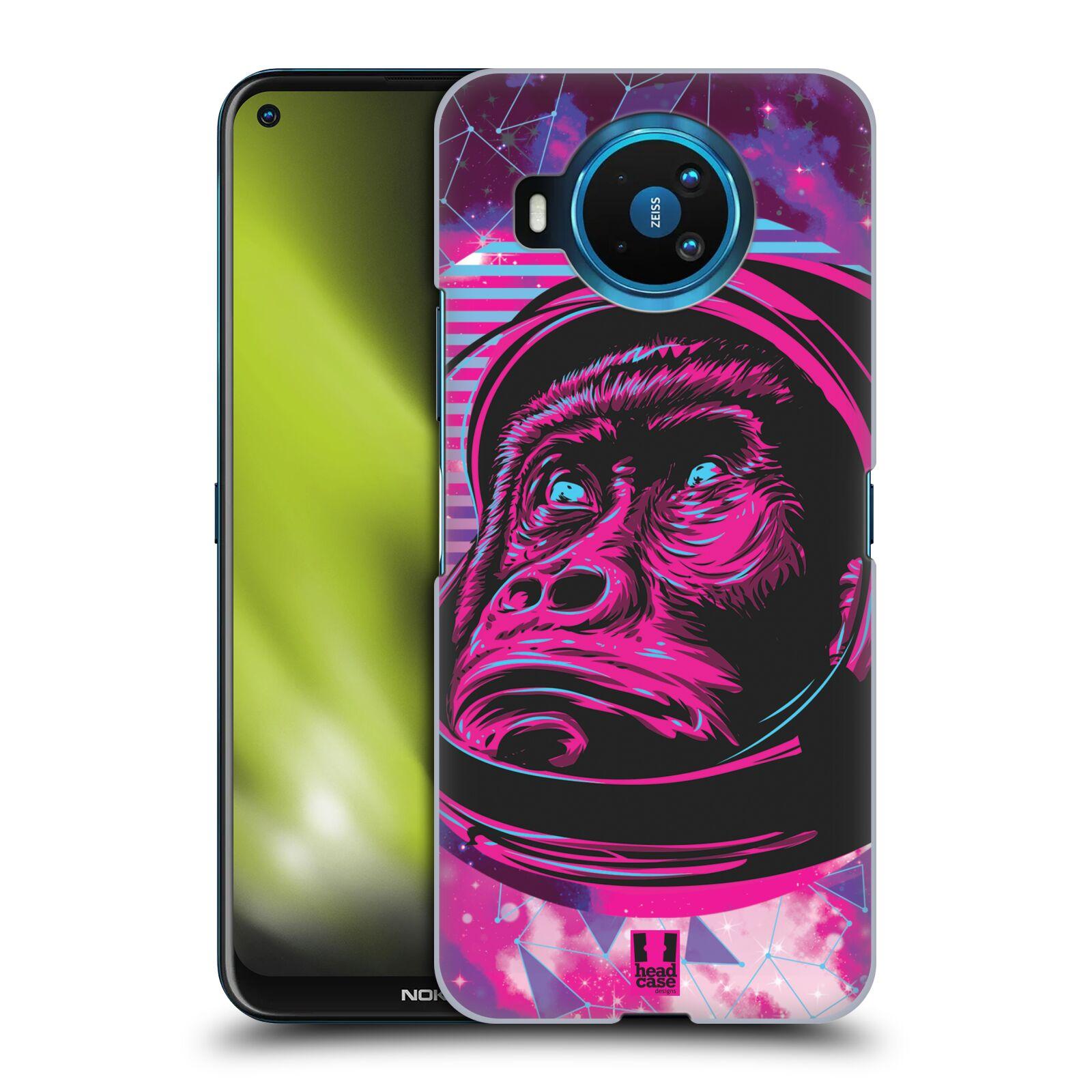Plastové pouzdro na mobil Nokia 8.3 5G - Head Case - Gorila ve skafandru