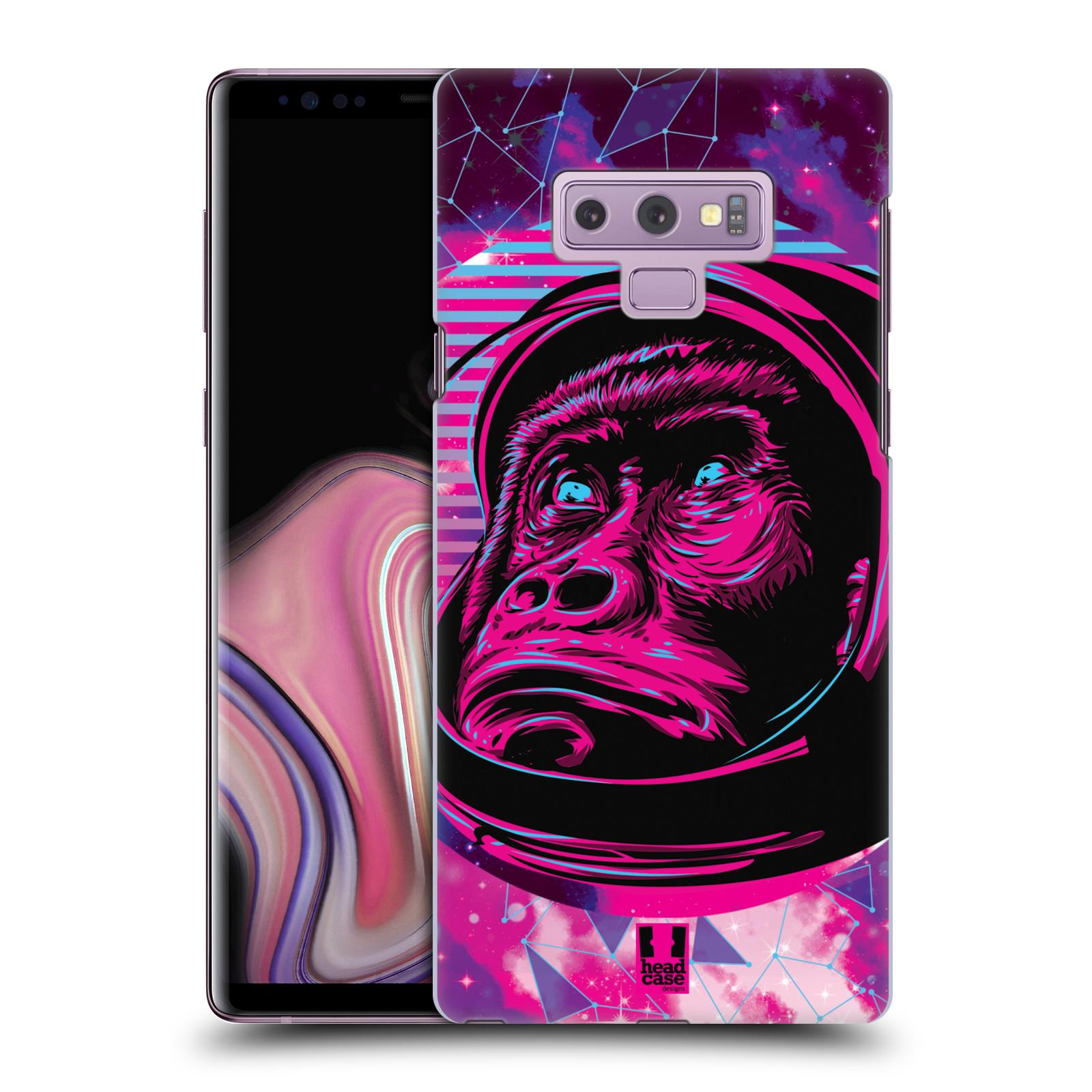 Plastové pouzdro na mobil Samsung Galaxy Note 9 - Head Case - Gorila ve skafandru