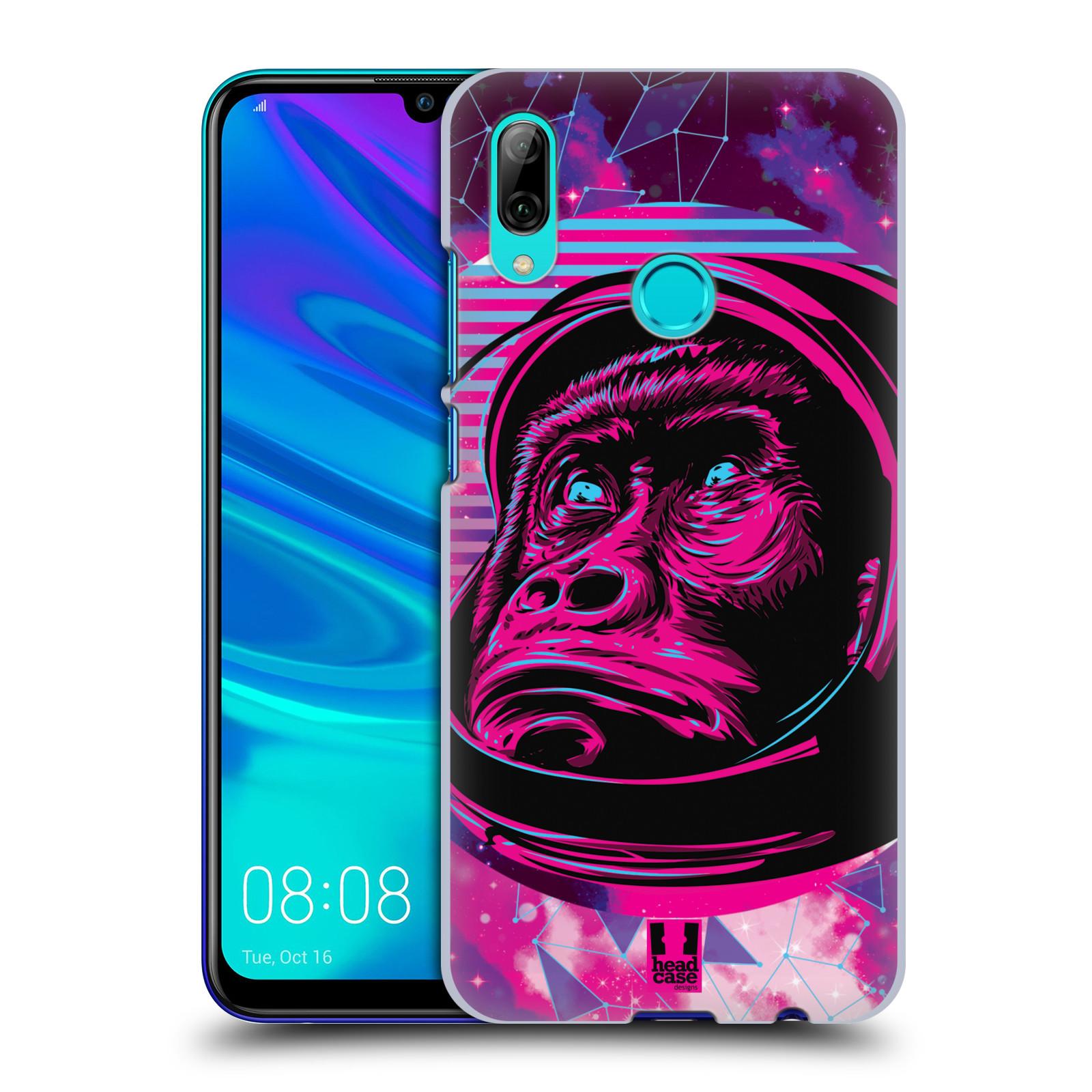 Plastové pouzdro na mobil Honor 10 Lite - Head Case - Gorila ve skafandru