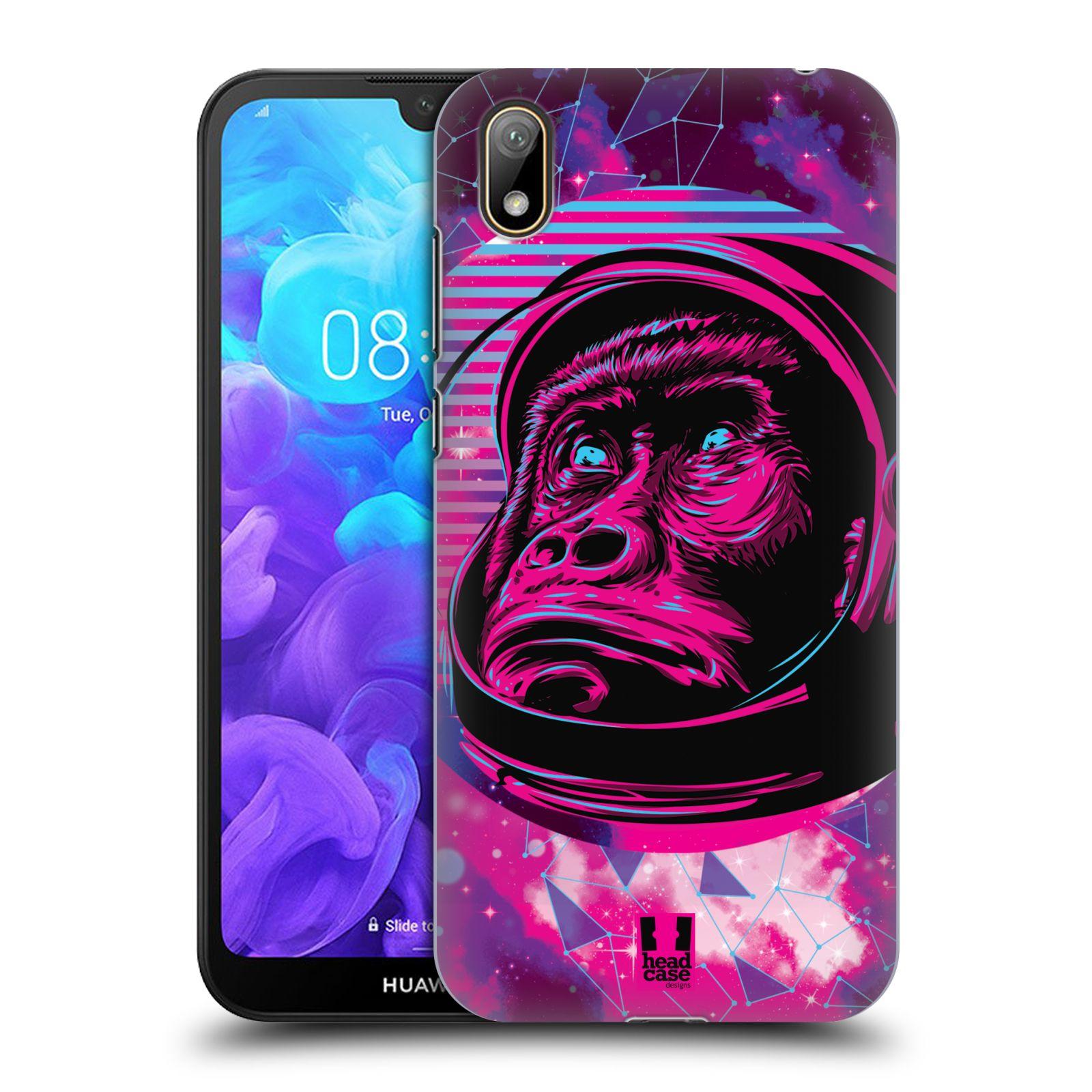 Plastové pouzdro na mobil Honor 8S - Head Case - Gorila ve skafandru