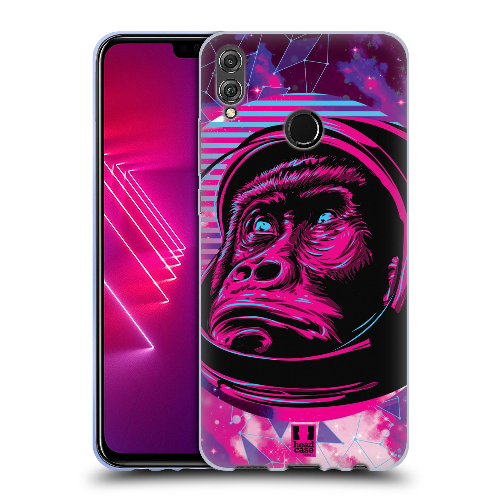 Silikonové pouzdro na mobil Honor View 10 Lite - Head Case - Gorila ve skafandru