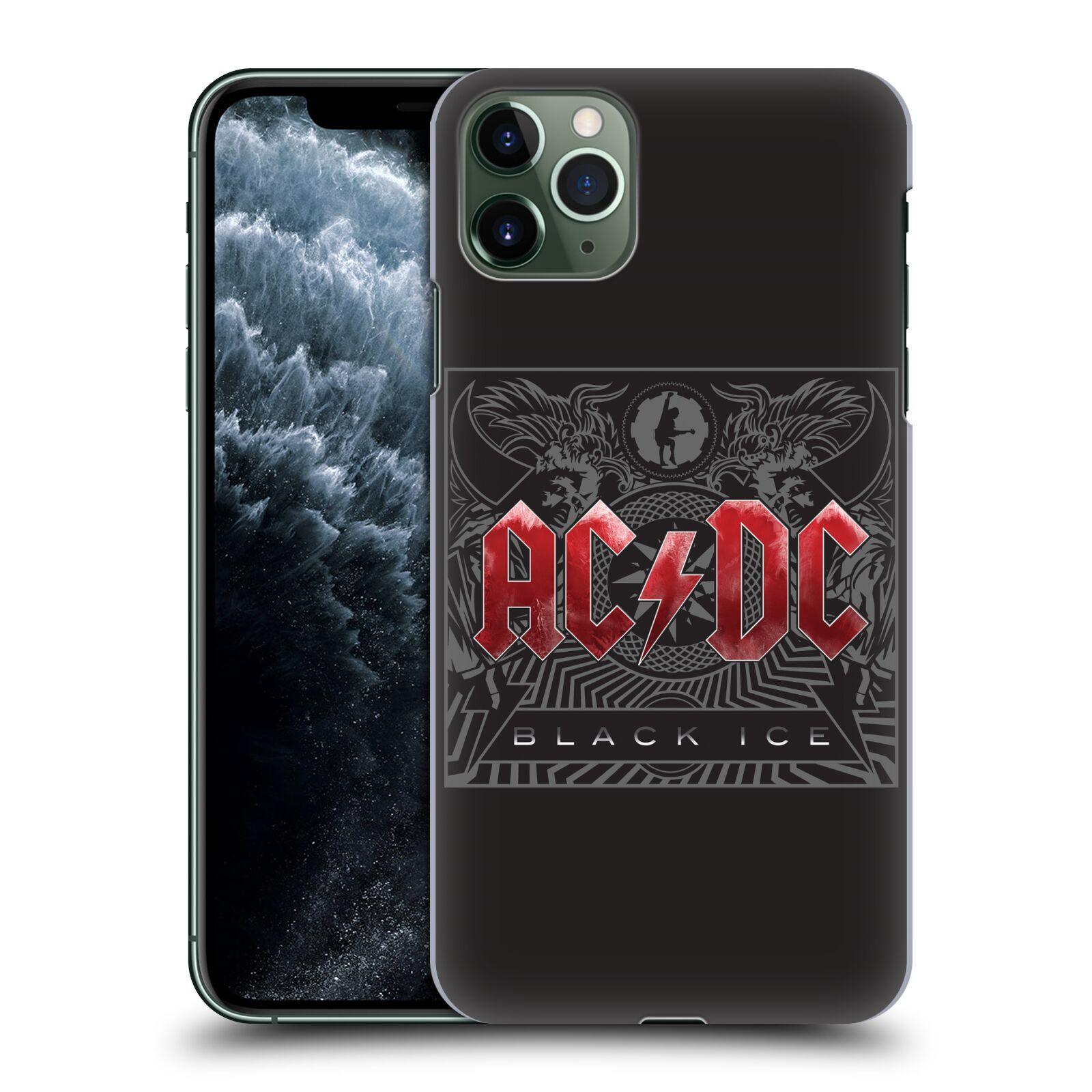 Plastové pouzdro na mobil Apple iPhone 11 Pro Max - Head Case - AC/DC Black Ice