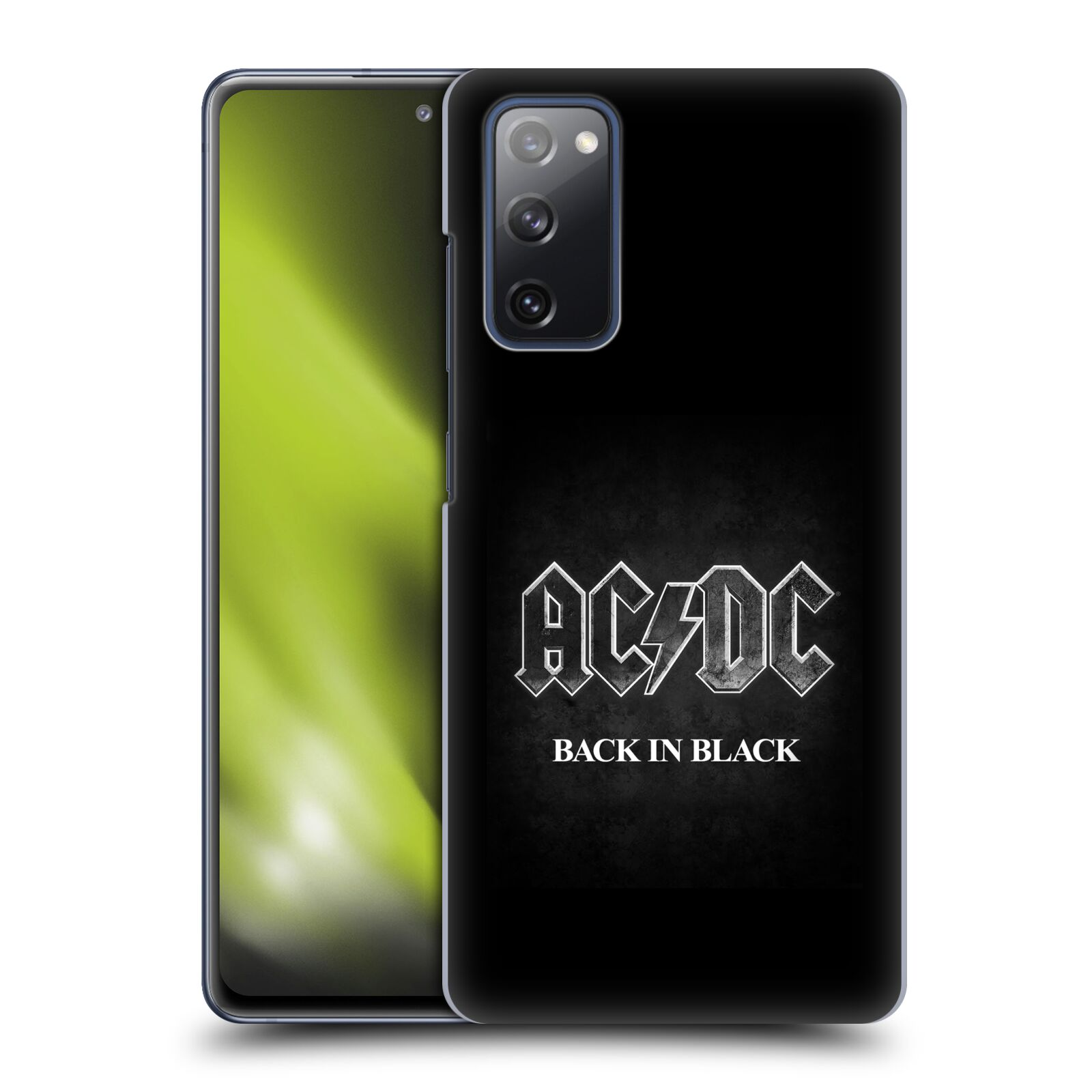 Plastové pouzdro na mobil Samsung Galaxy S20 FE - Head Case - AC/DC BACK IN BLACK