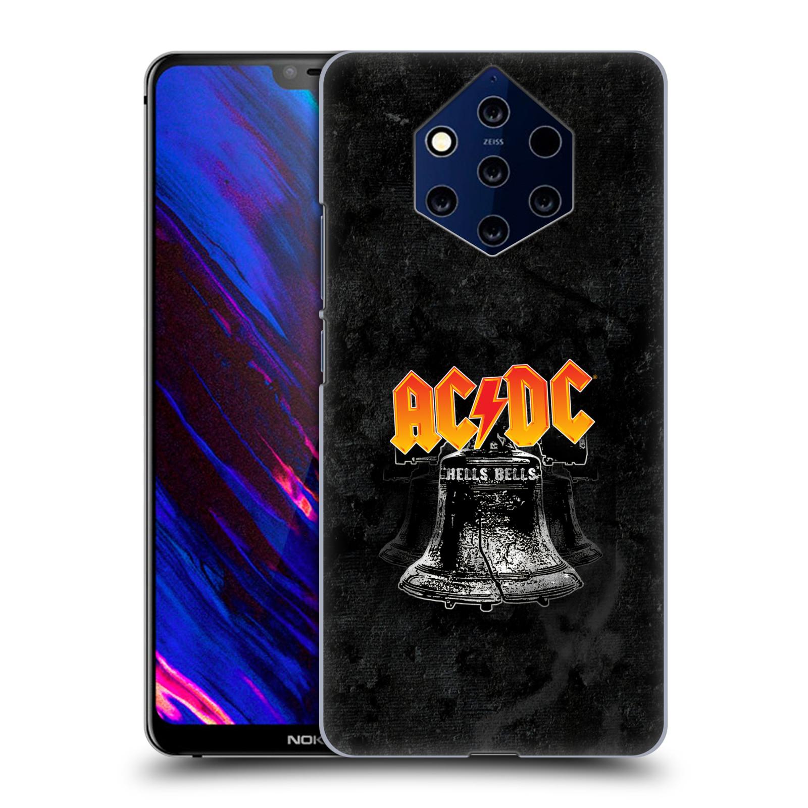 Plastové pouzdro na mobil Nokia 9 PureView - Head Case - AC/DC Hells Bells