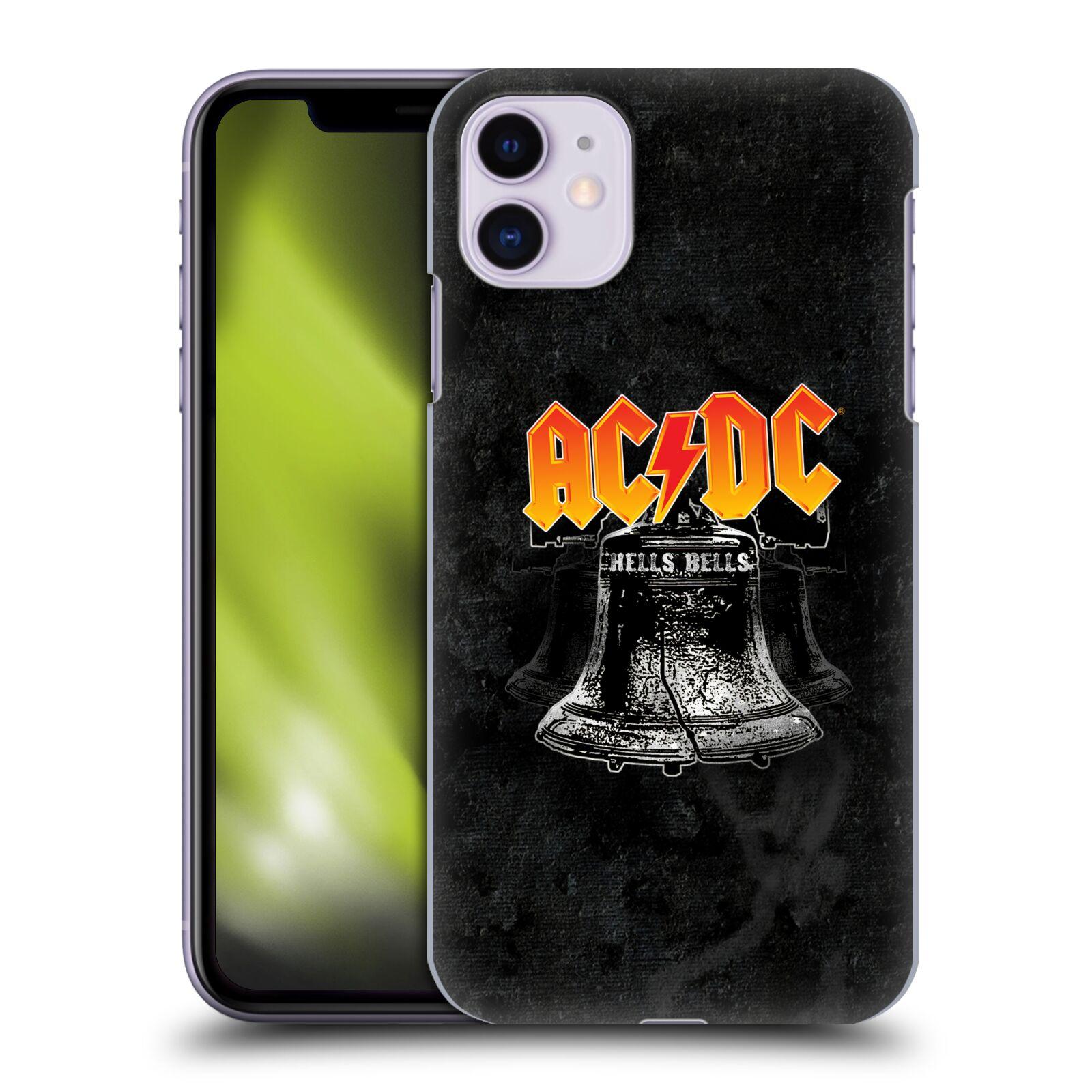 Plastové pouzdro na mobil Apple iPhone 11 - Head Case - AC/DC Hells Bells