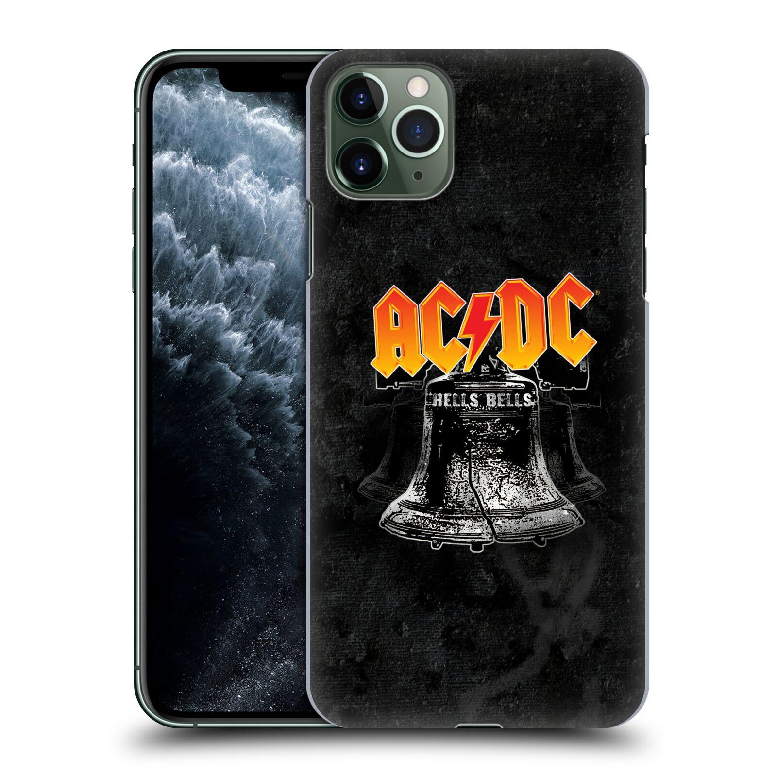 Plastové pouzdro na mobil Apple iPhone 11 Pro Max - Head Case - AC/DC Hells Bells