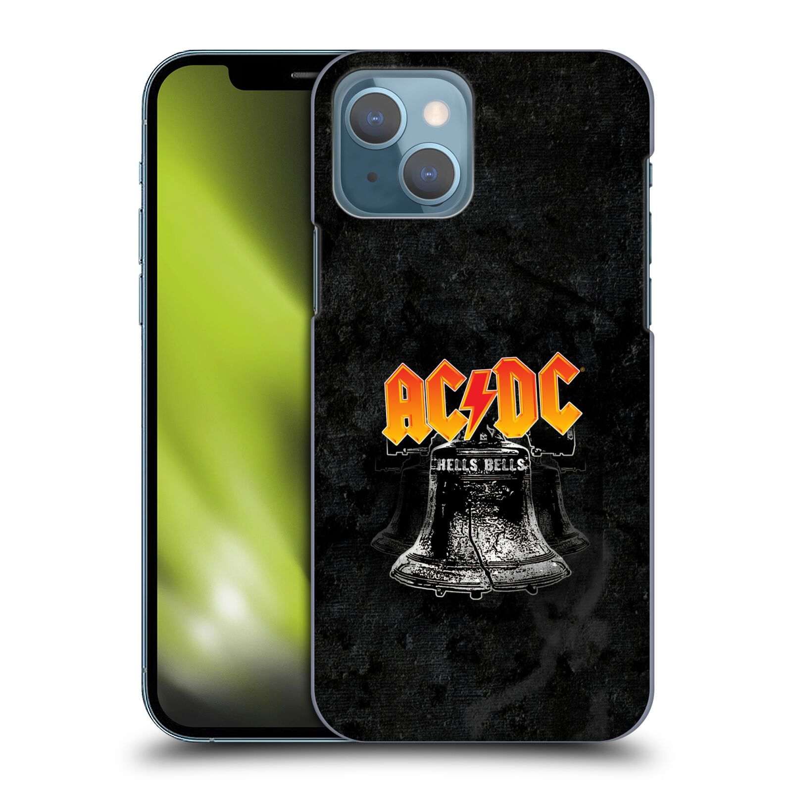 Plastové pouzdro na mobil Apple iPhone 13 - Head Case - AC/DC Hells Bells