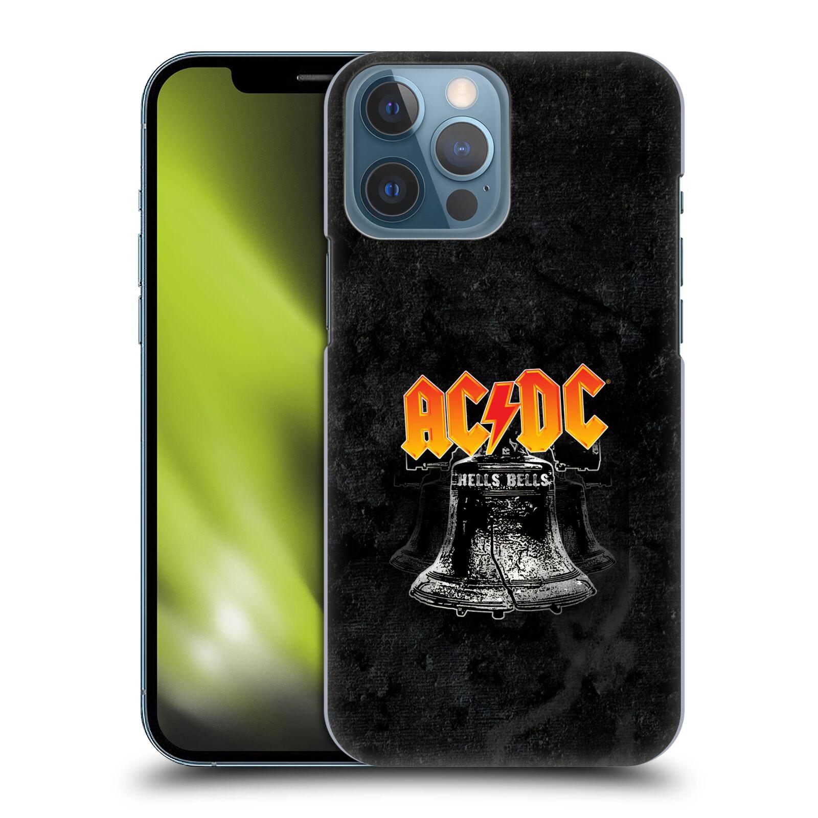 Plastové pouzdro na mobil Apple iPhone 13 Pro Max - Head Case - AC/DC Hells Bells
