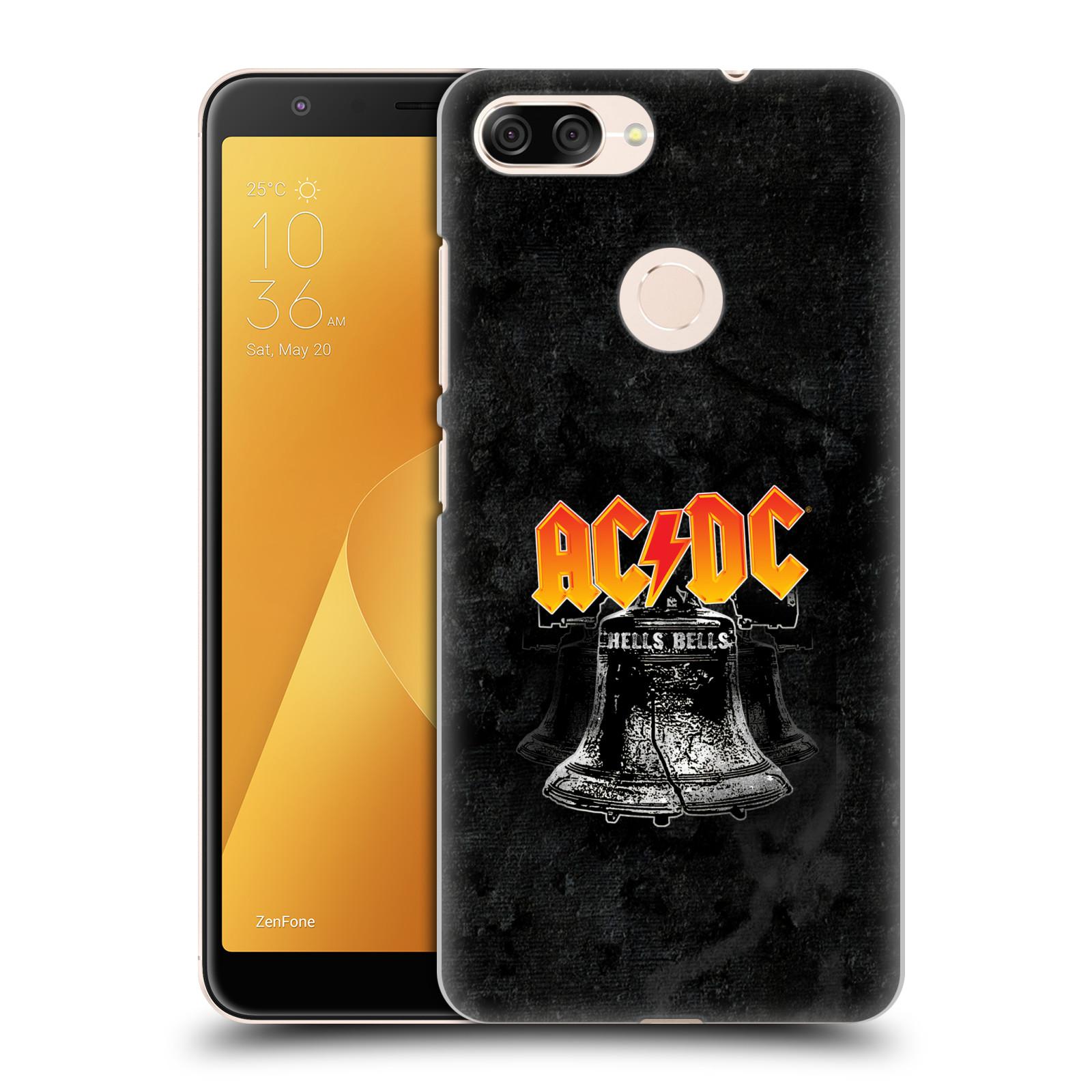 Plastové pouzdro na mobil Asus ZenFone Max Plus (M1) - Head Case - AC/DC Hells Bells