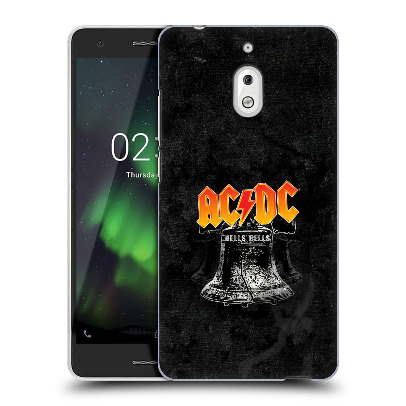 Plastové pouzdro na mobil Nokia 2.1 - Head Case - AC/DC Hells Bells