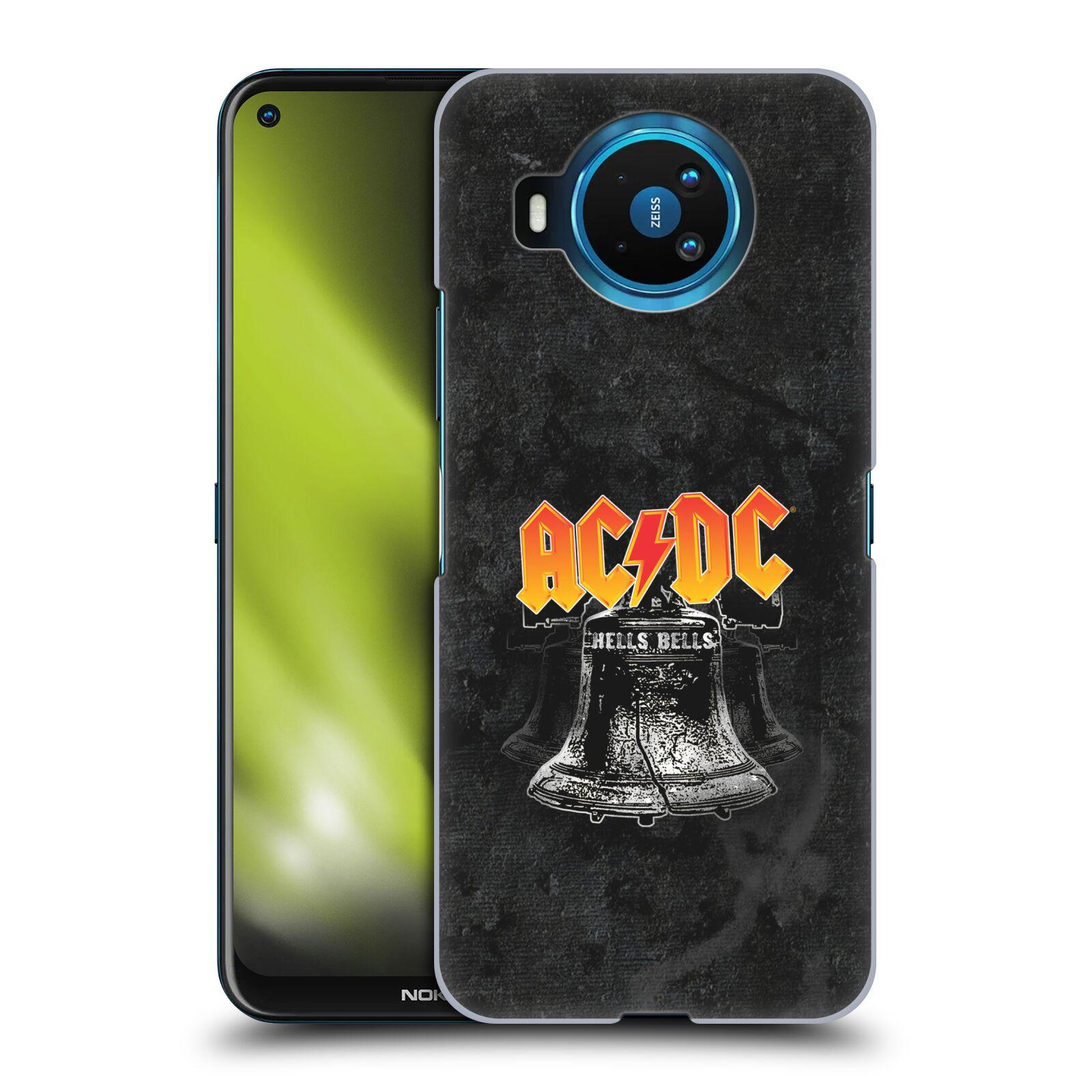 Plastové pouzdro na mobil Nokia 8.3 5G - Head Case - AC/DC Hells Bells