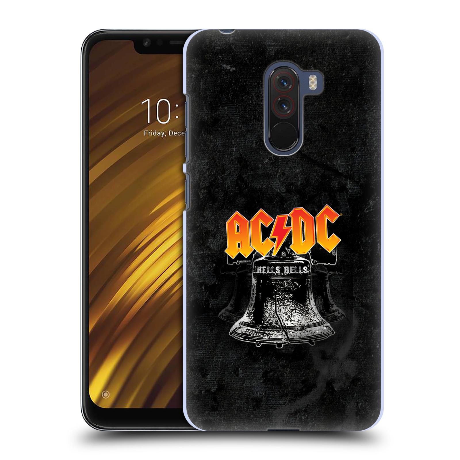 Plastové pouzdro na mobil Xiaomi Pocophone F1 - Head Case - AC/DC Hells Bells