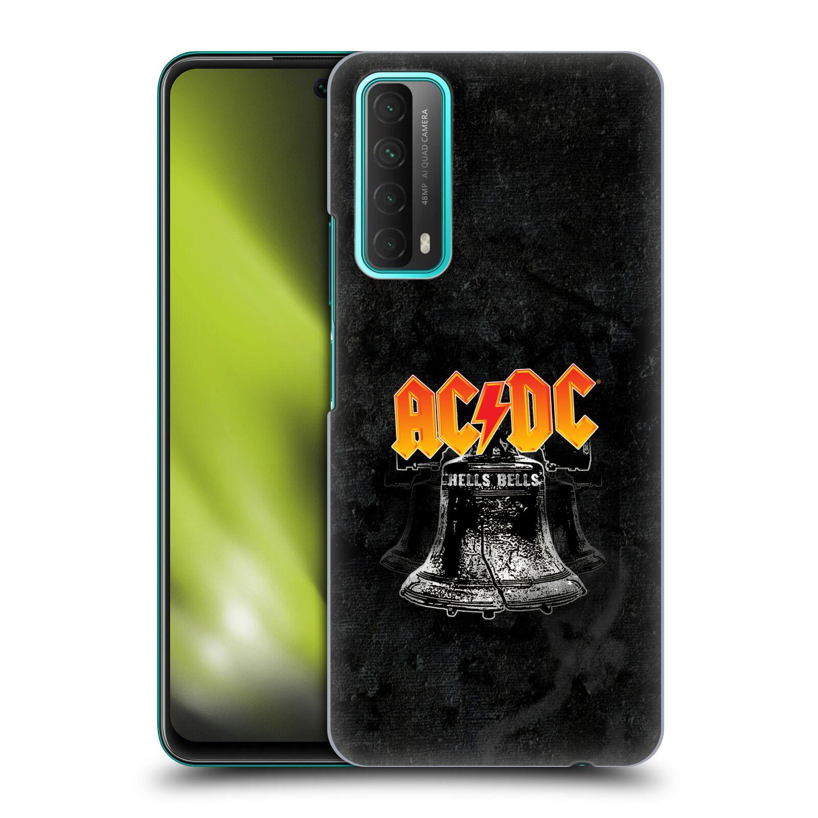 Plastové pouzdro na mobil Huawei P Smart (2021) - Head Case - AC/DC Hells Bells