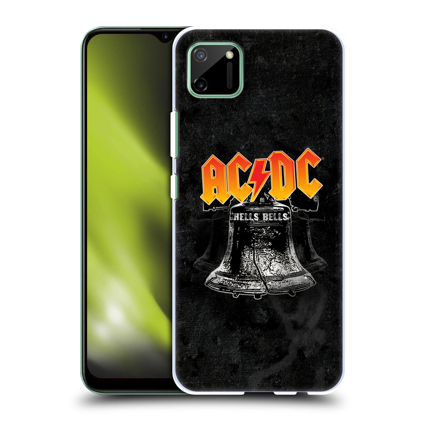 Plastové pouzdro na mobil Realme C11 - Head Case - AC/DC Hells Bells