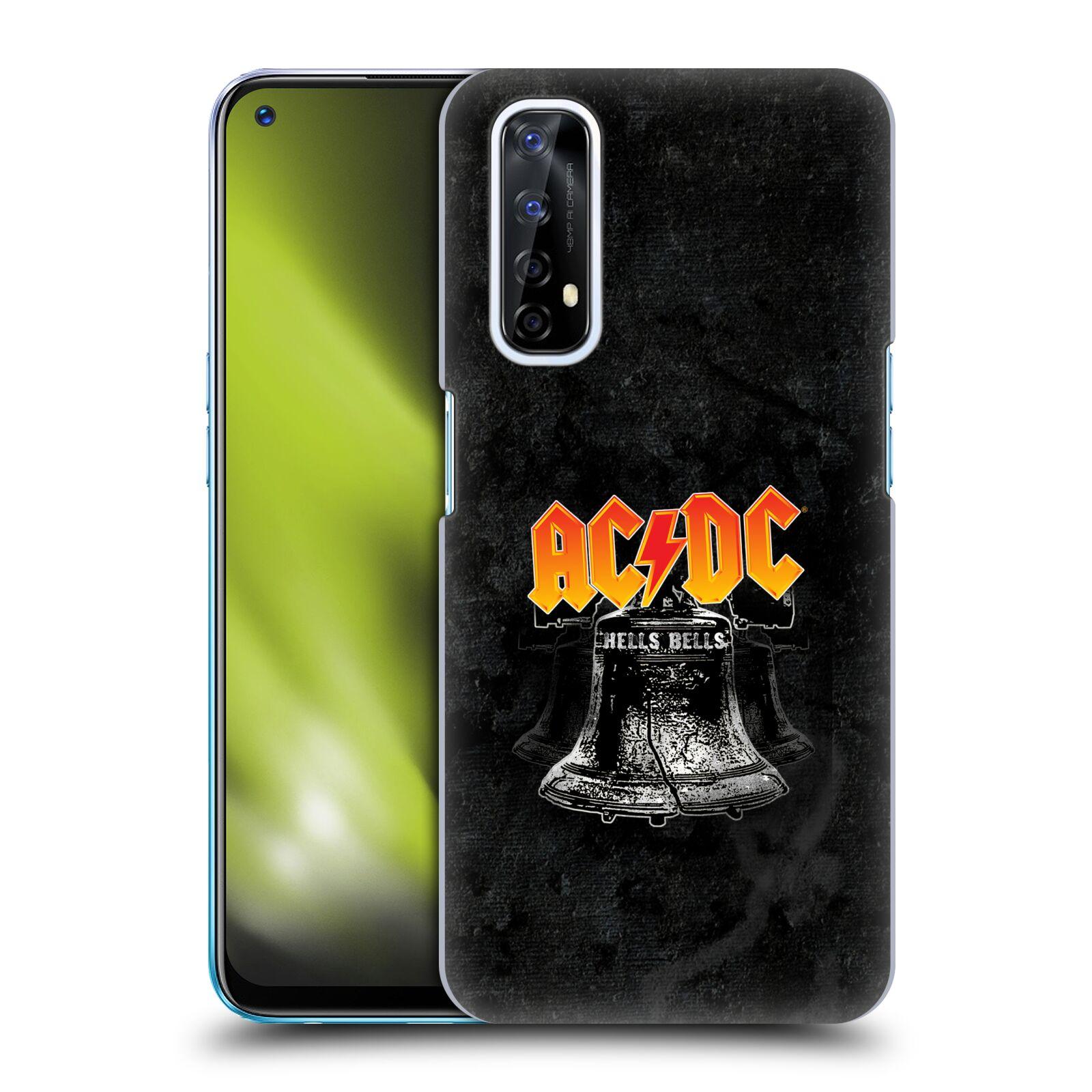 Plastové pouzdro na mobil Realme 7 - Head Case - AC/DC Hells Bells