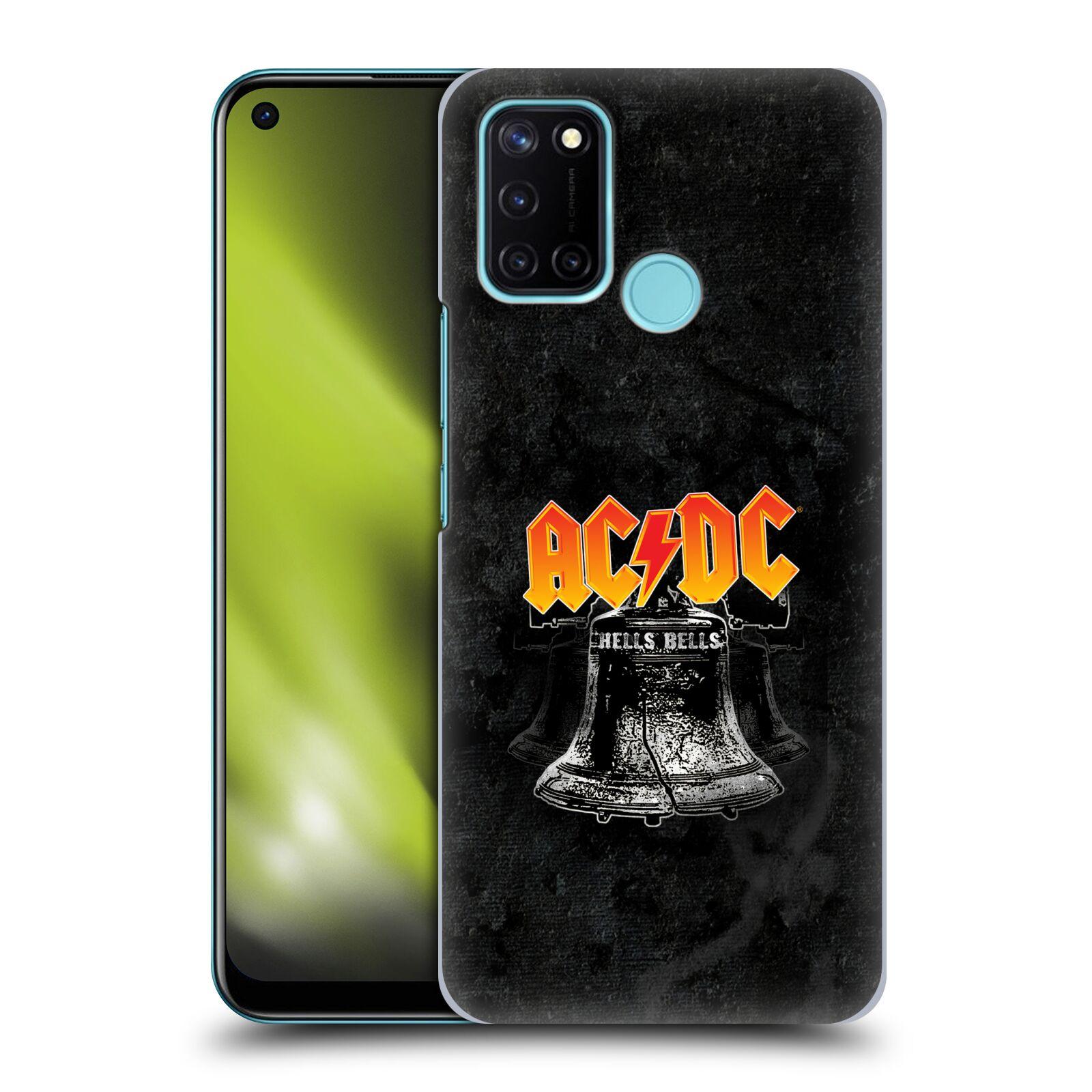 Plastové pouzdro na mobil Realme 7i - Head Case - AC/DC Hells Bells